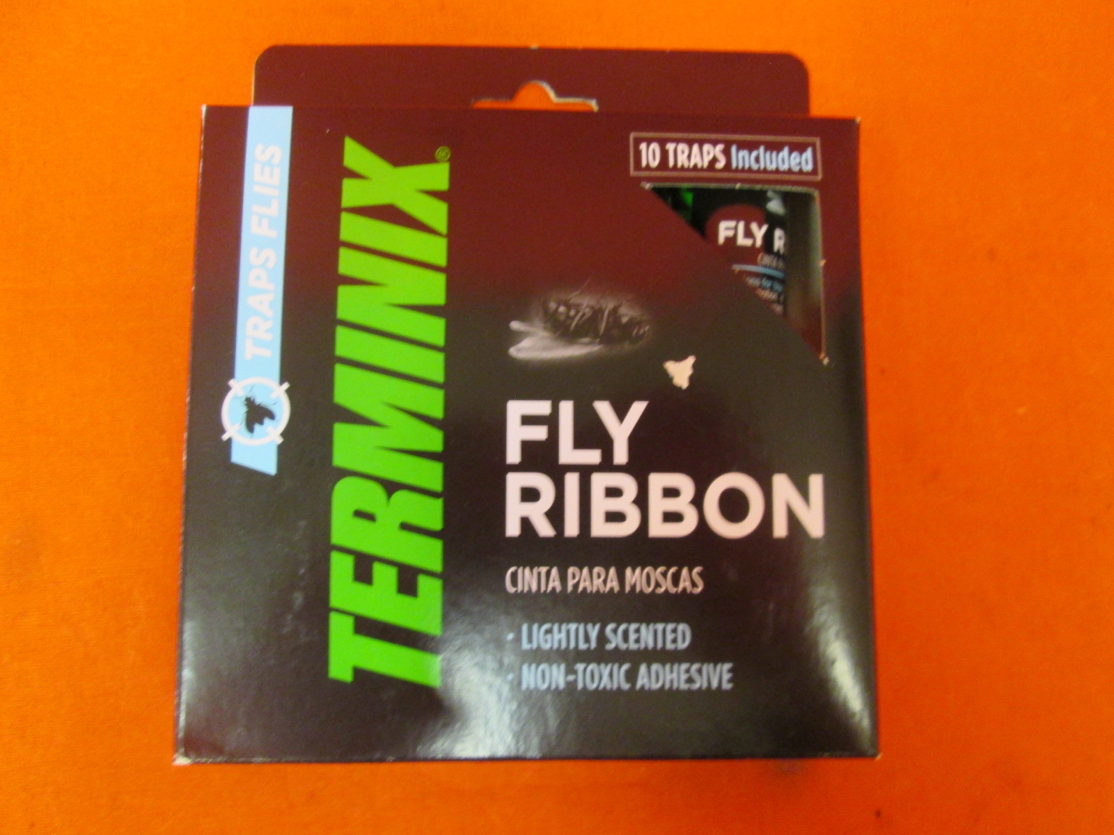 Terminix T9144M Lightly Scented Fly Ribbon 9 Pack