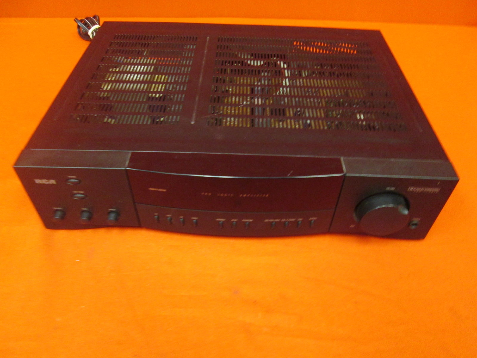 Broken RCA RV-9910A Home Theater Receiver