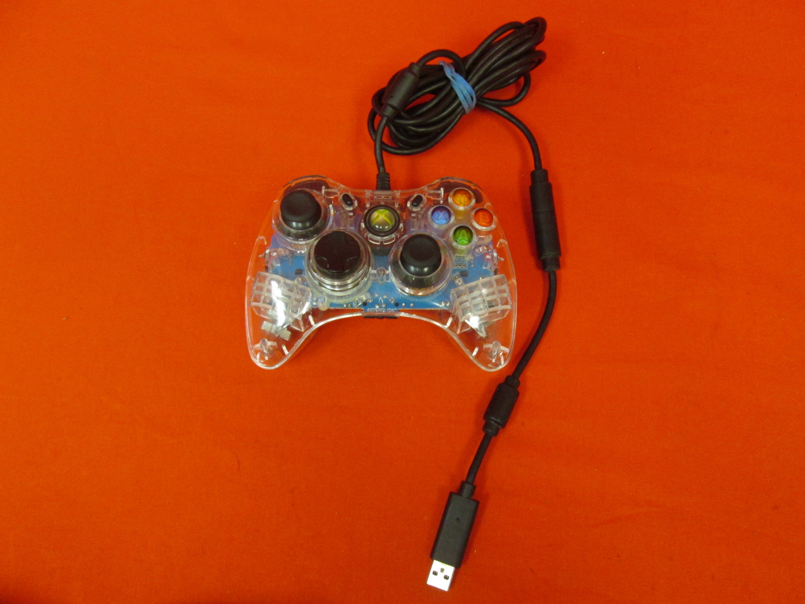 Afterglow Wired Controller For Xbox 360 Blue