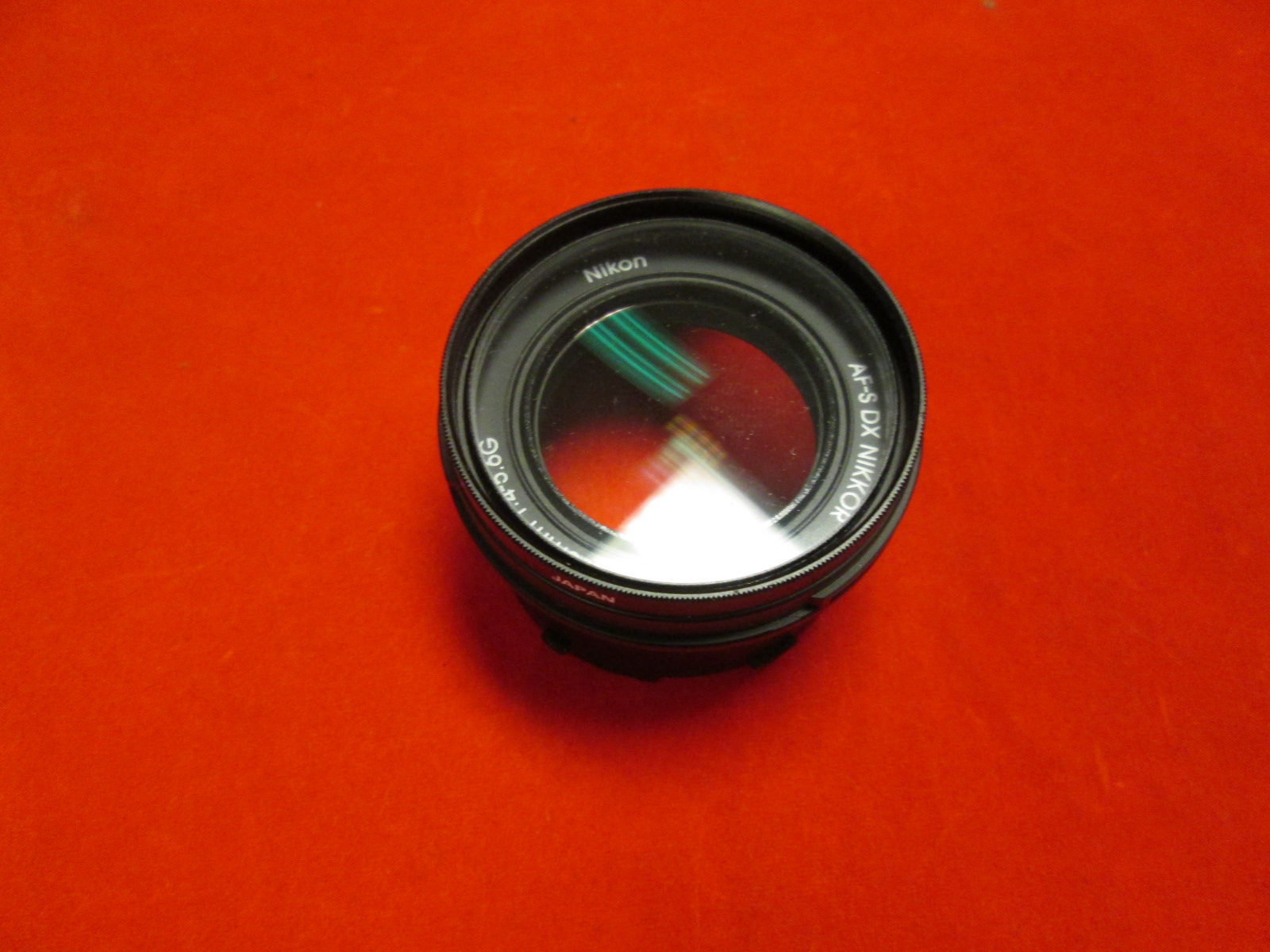 Replacement Lens Piece For Nikon 55-200MM F/4-5.6G Ed If Af-S DX VR