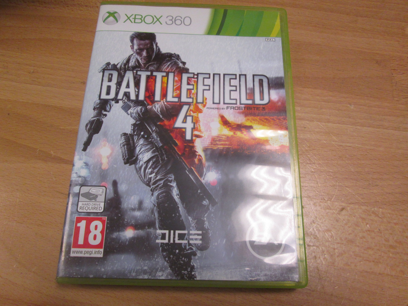 Battlefield 4 For Xbox 360 PAL Version