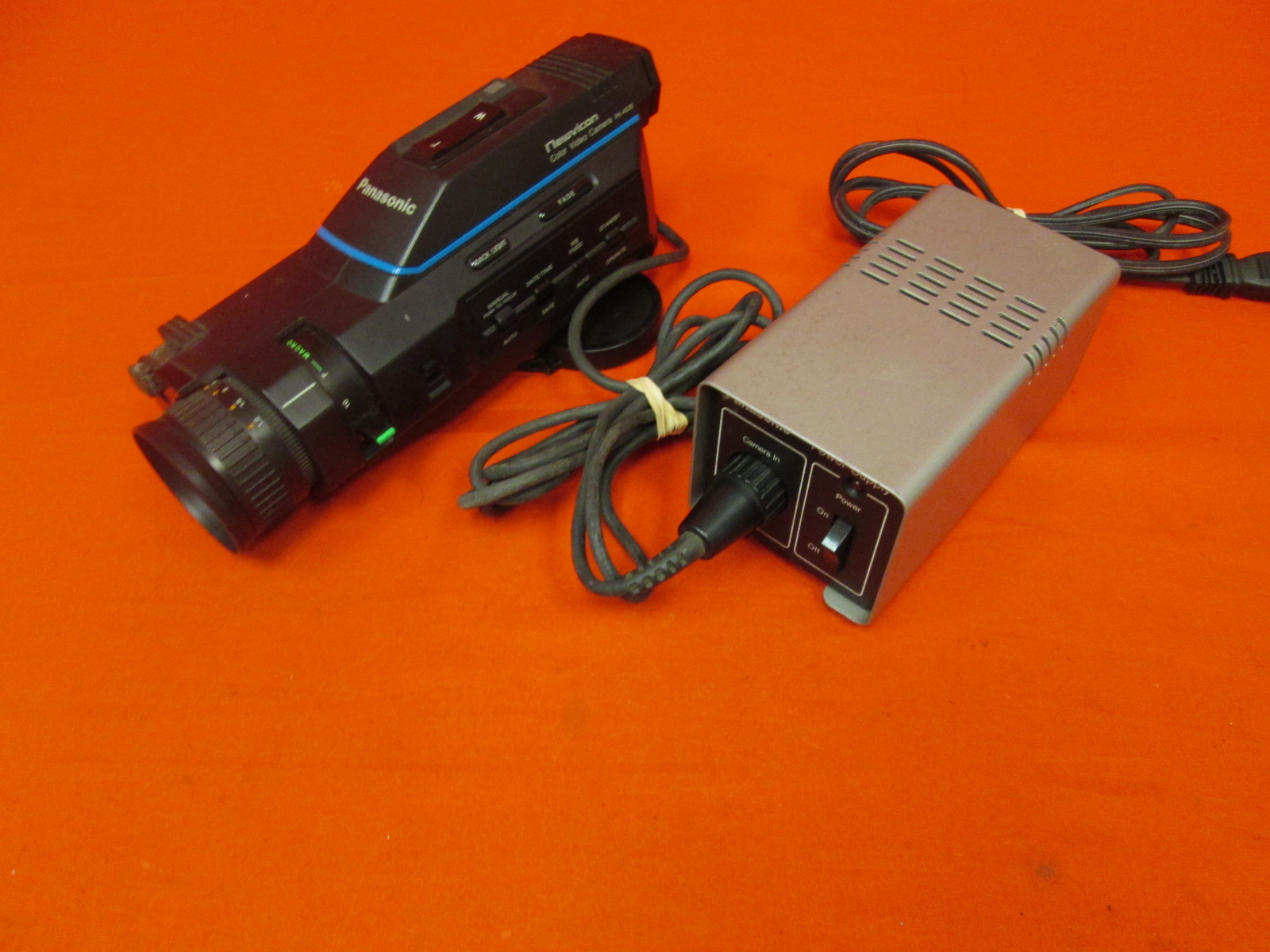 Panasonic Newvicon PK-452B Color Video Camera
