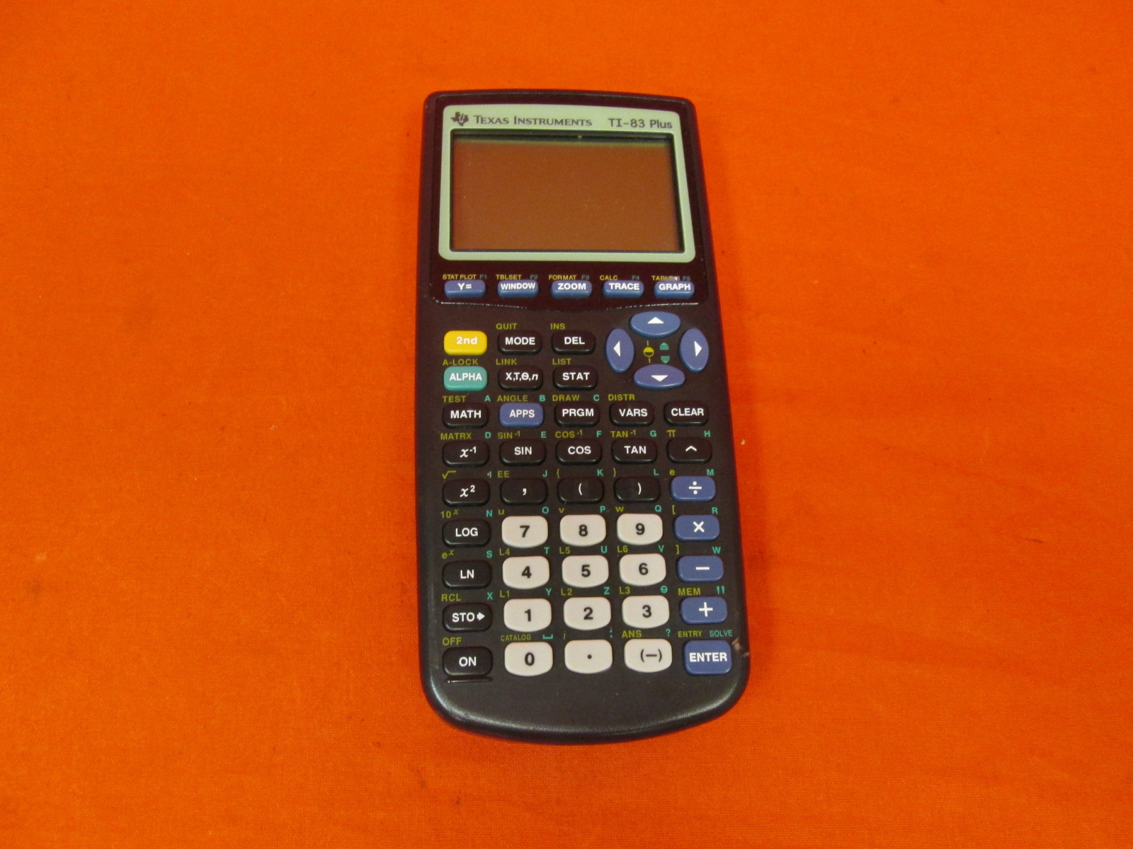 Image 0 of Texas Instruments TI-83 Plus Graphing Calculator