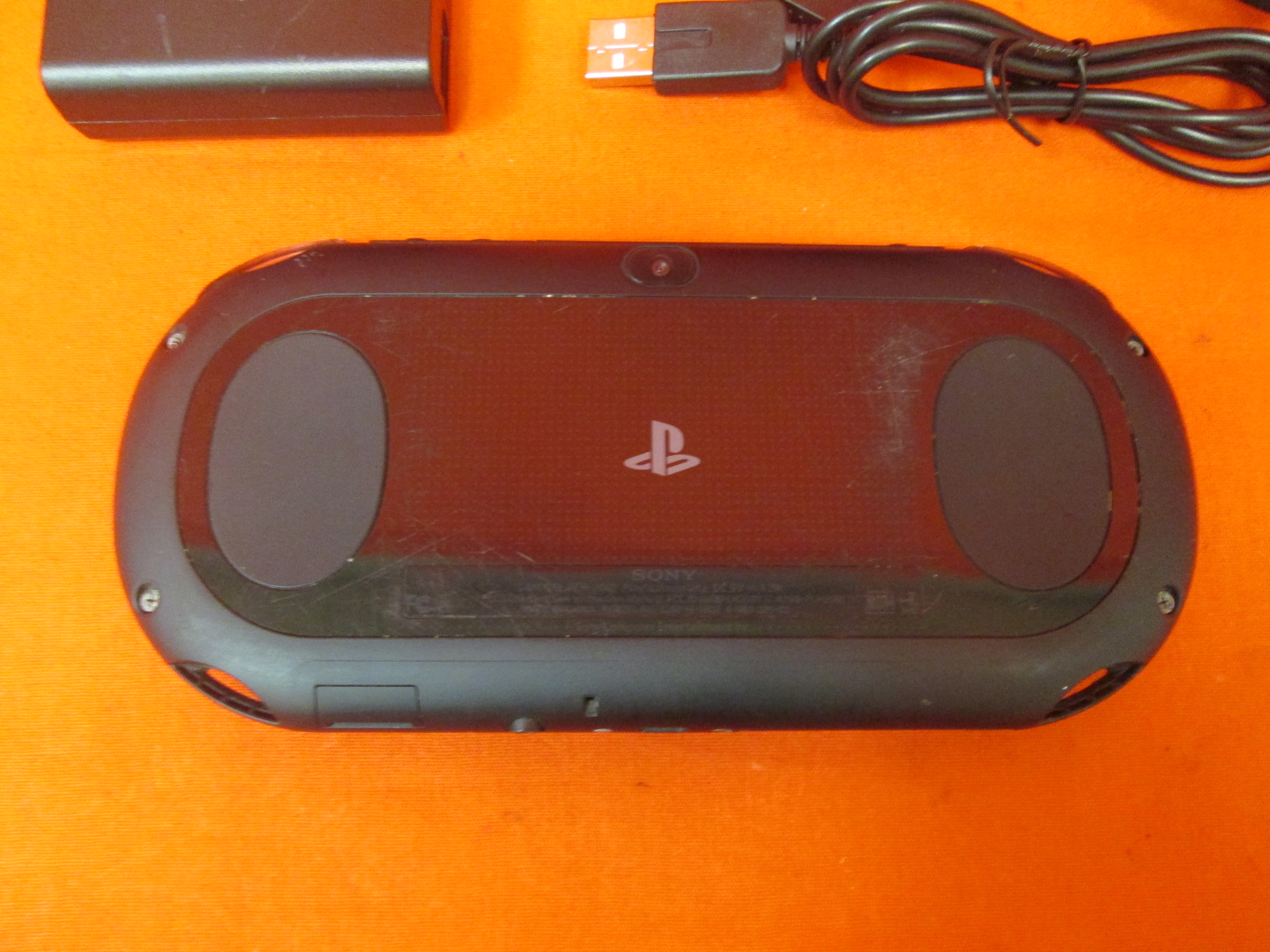Image 1 of Sony PlayStation Vita Wifi Portable Handheld Console