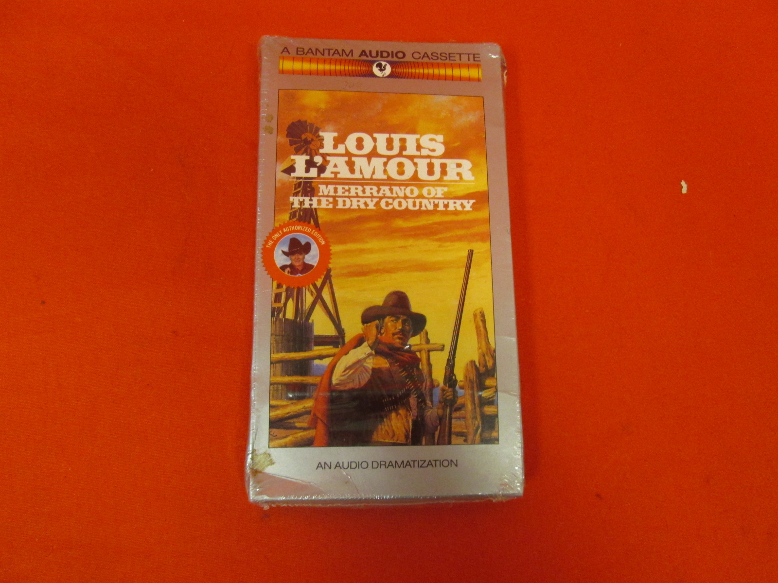 Merrano Of The Dry Country By Louis L'amour On Audio Cassette
