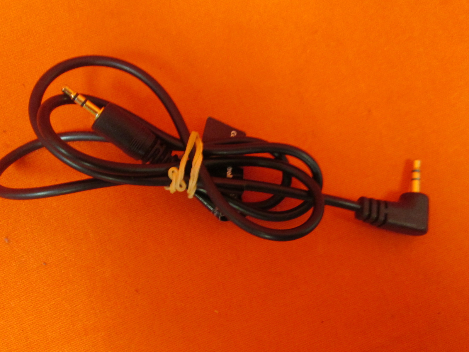 Turtle Beach Gaming Headset Cable 2.5MM Gold Plated Jacks