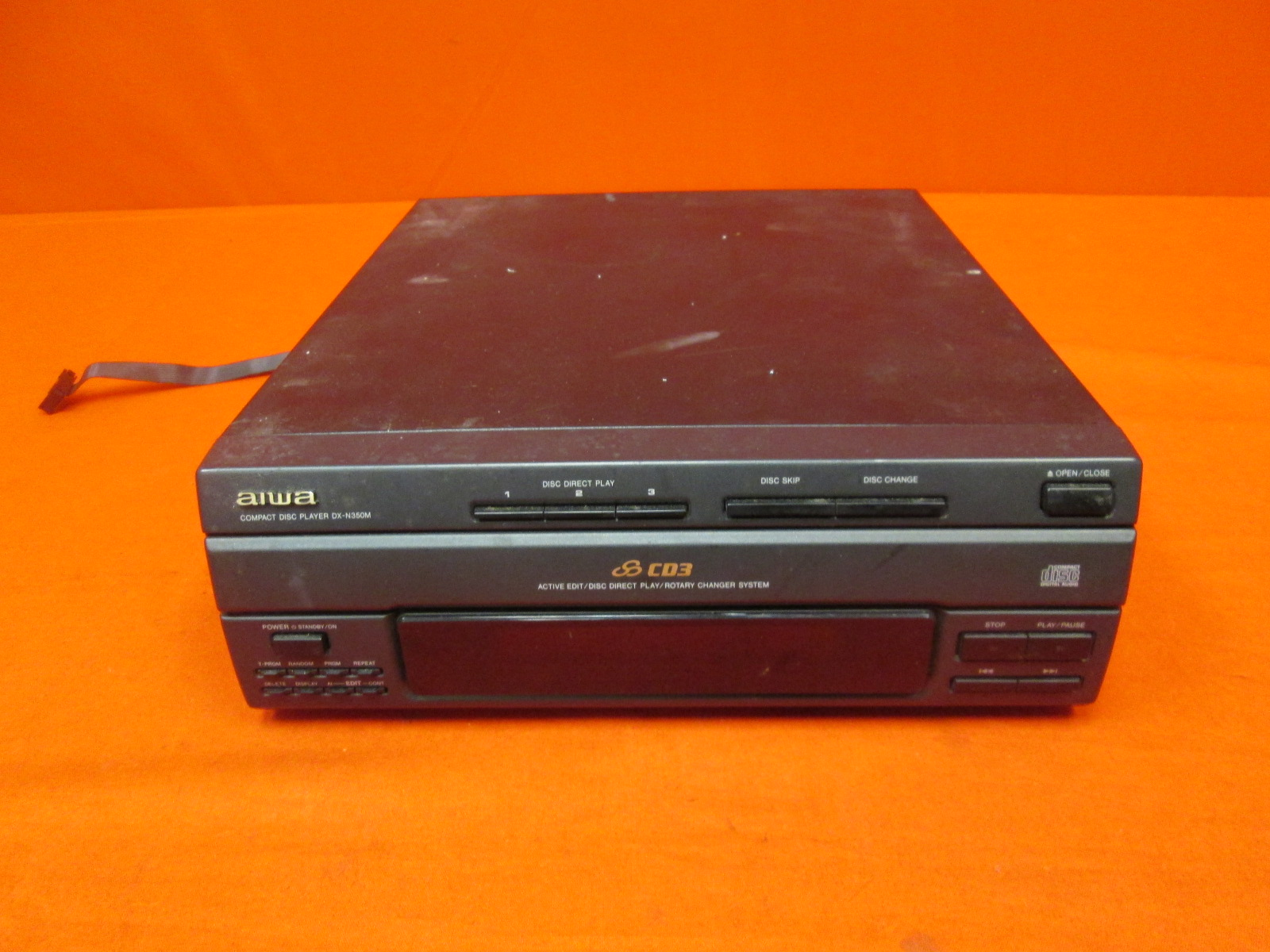 Aiwa DX-N350M Home Theater CD Player Incomplete