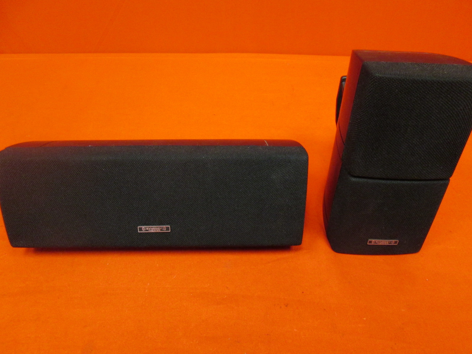 Synergy Home Theater Speakers