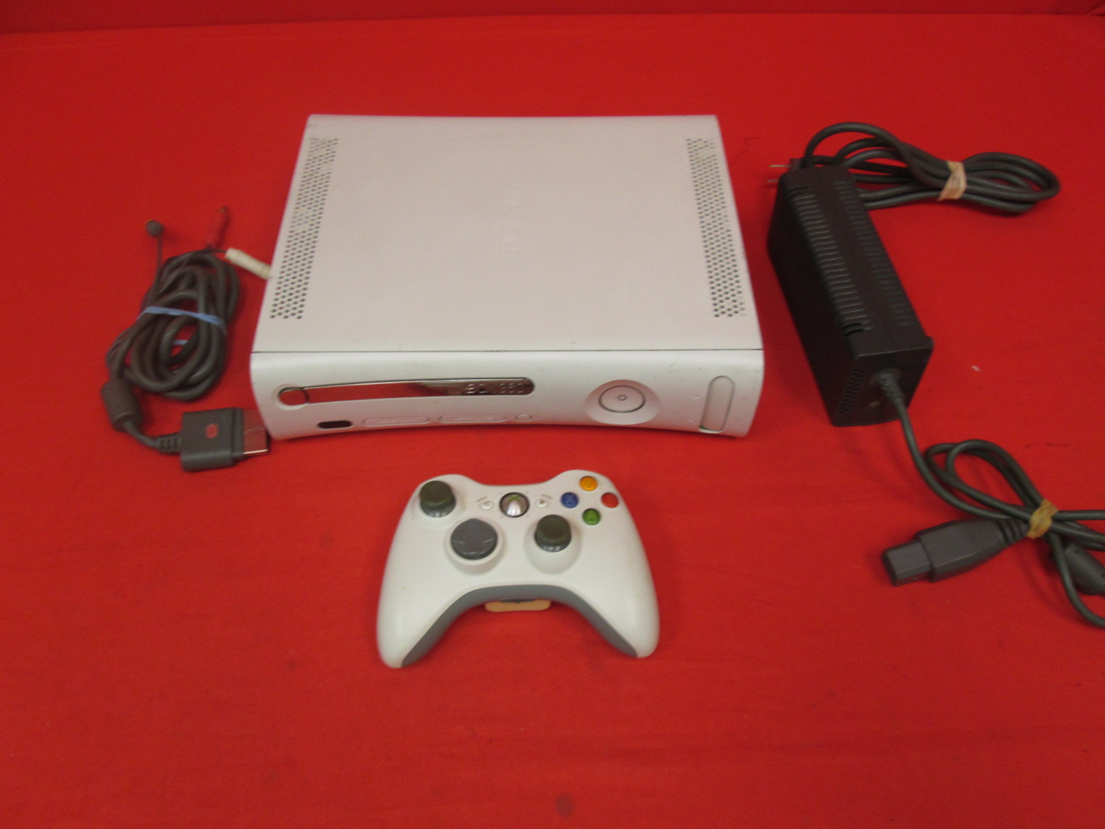 Microsoft Xbox 360 Game System HDMI Console With OEM Microsoft