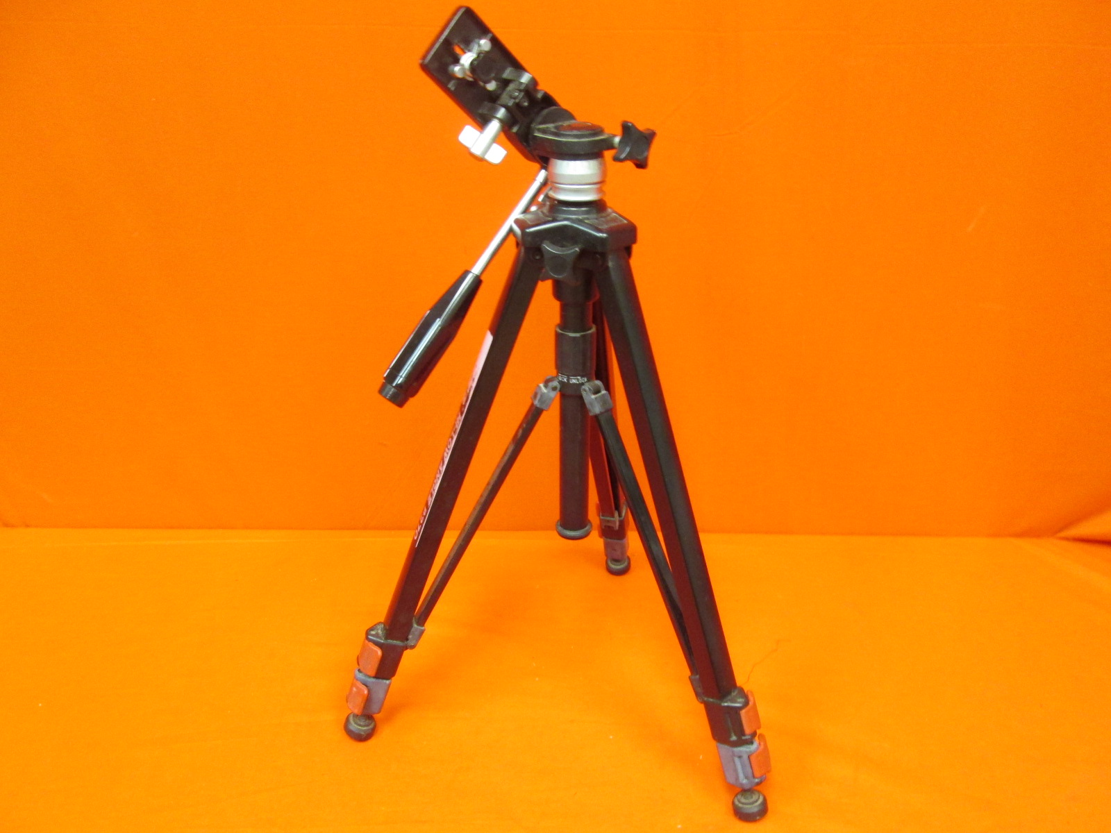 Stitz P270 Hi-Low Angle Brace Tripod With Locking Device For Cameras
