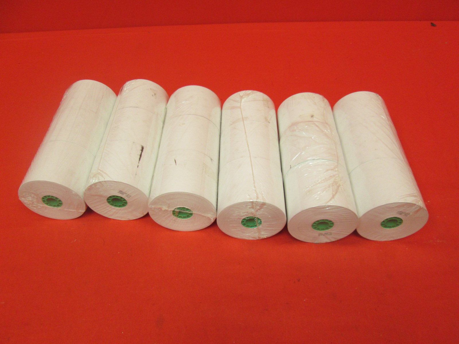 Lot Of 18 Rolls 2 1/4 X 85' Thermal Cash Register Credit Card Pos