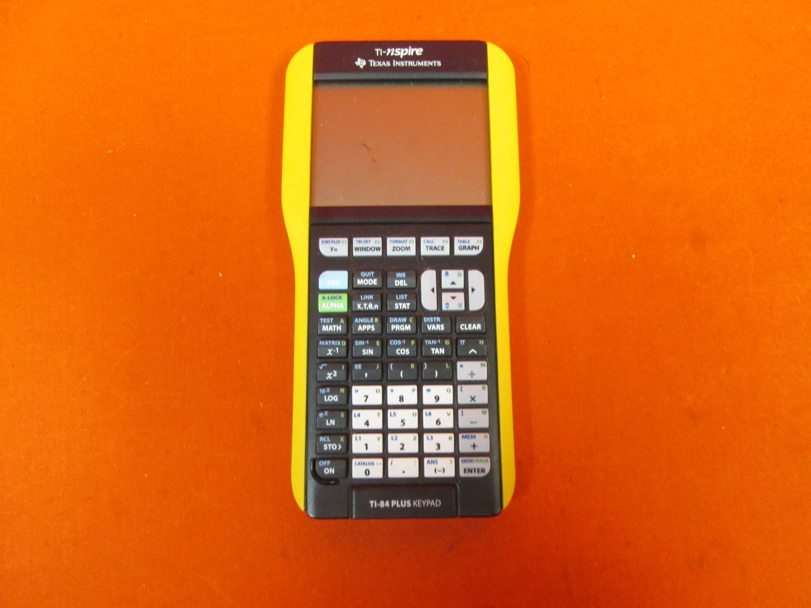 Image 0 of Texas Instruments Ti-Nspire Graphing Calculator