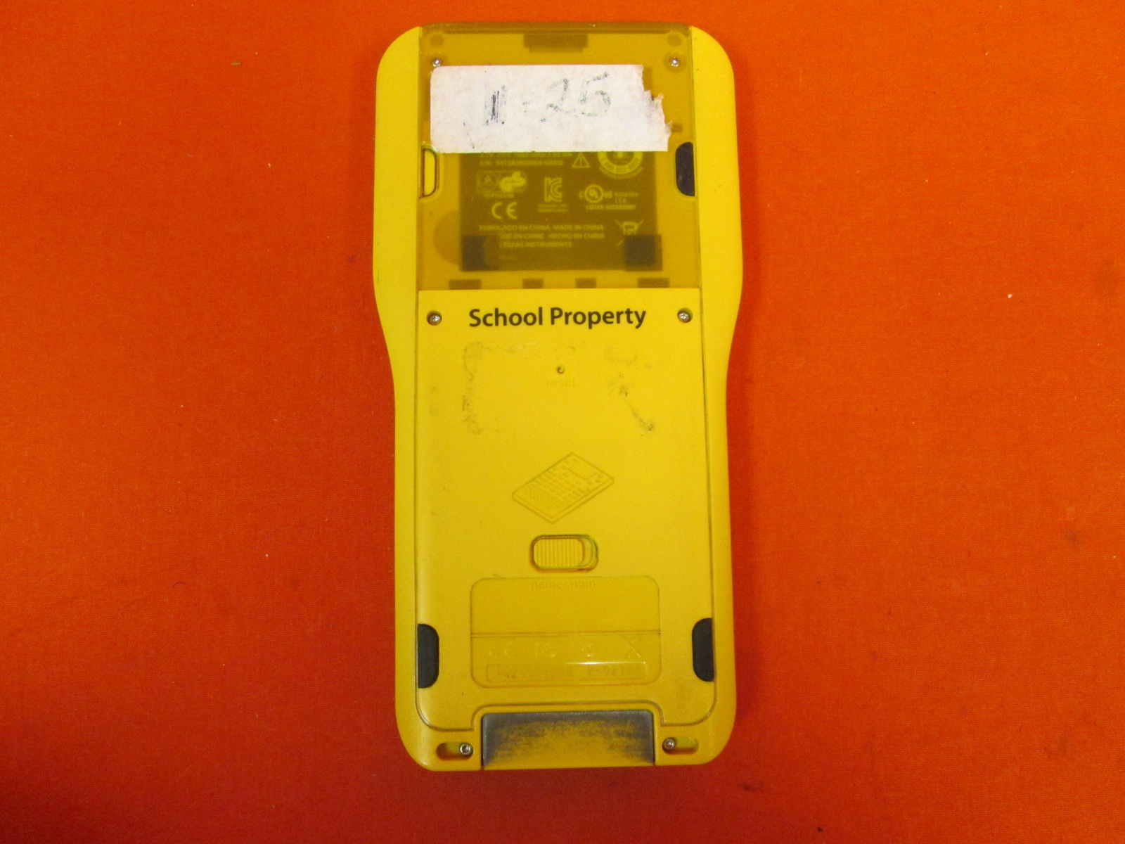 Image 1 of Texas Instruments Ti-Nspire Graphing Calculator