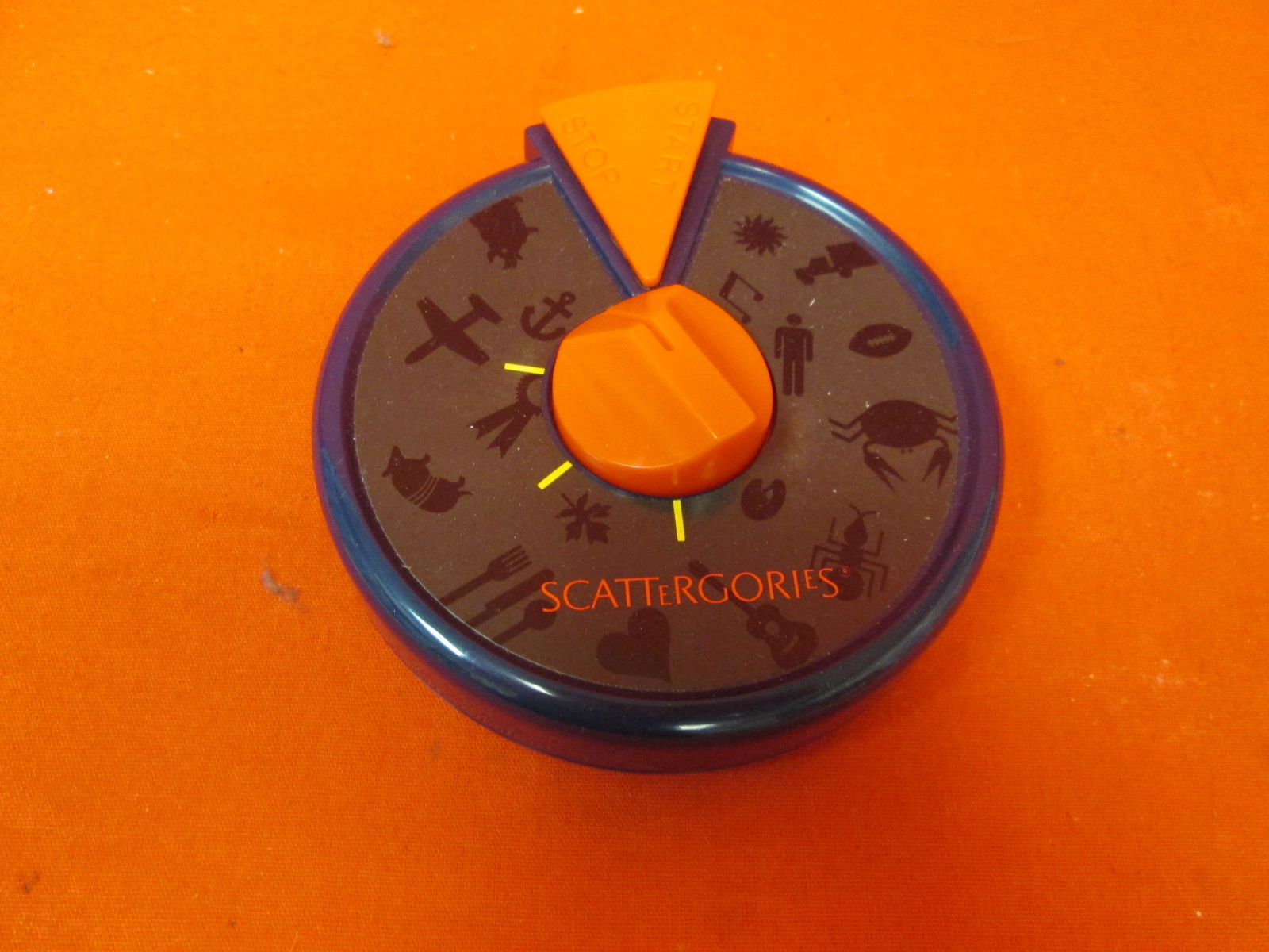 Replacement Timer For Scattergories Game