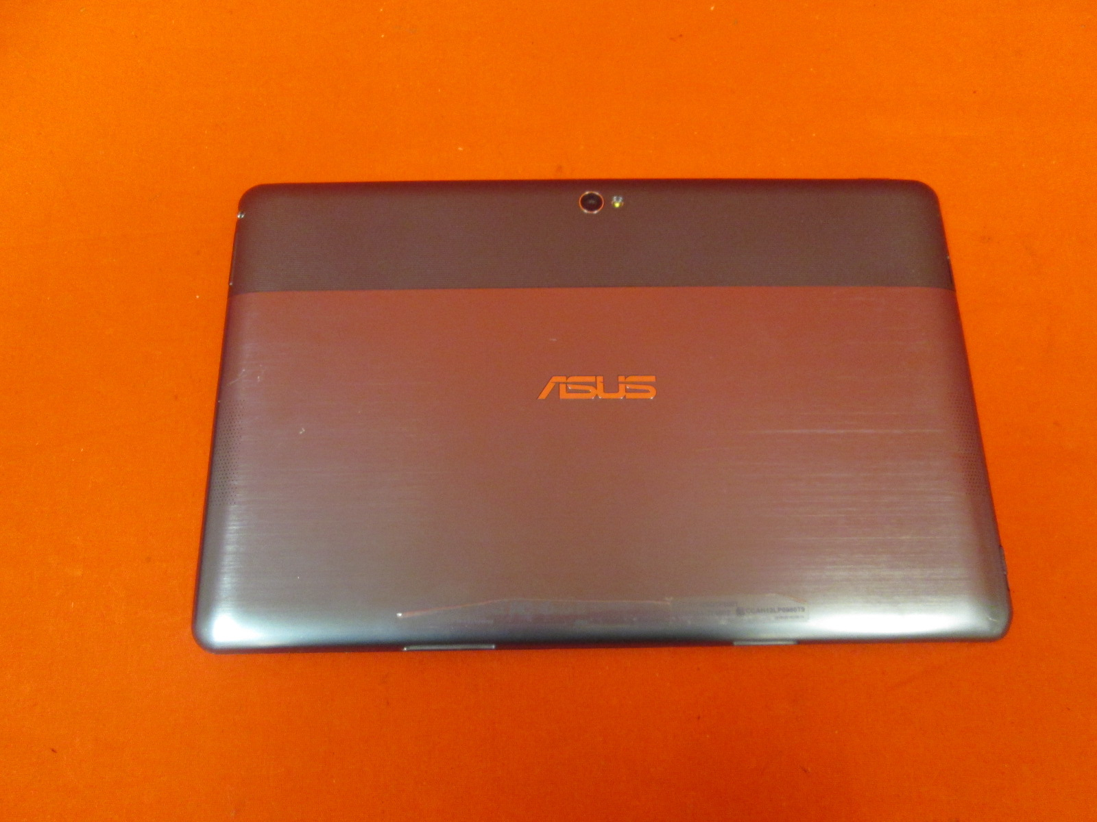 Image 1 of ASUS Vivotab RT TF600T-B1-GR 10.1-inch 32 GB Tablet Gray With Mobile