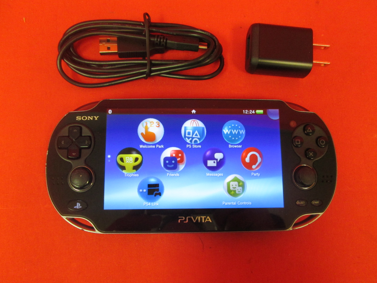 Sony PlayStation Vita Handheld Console
