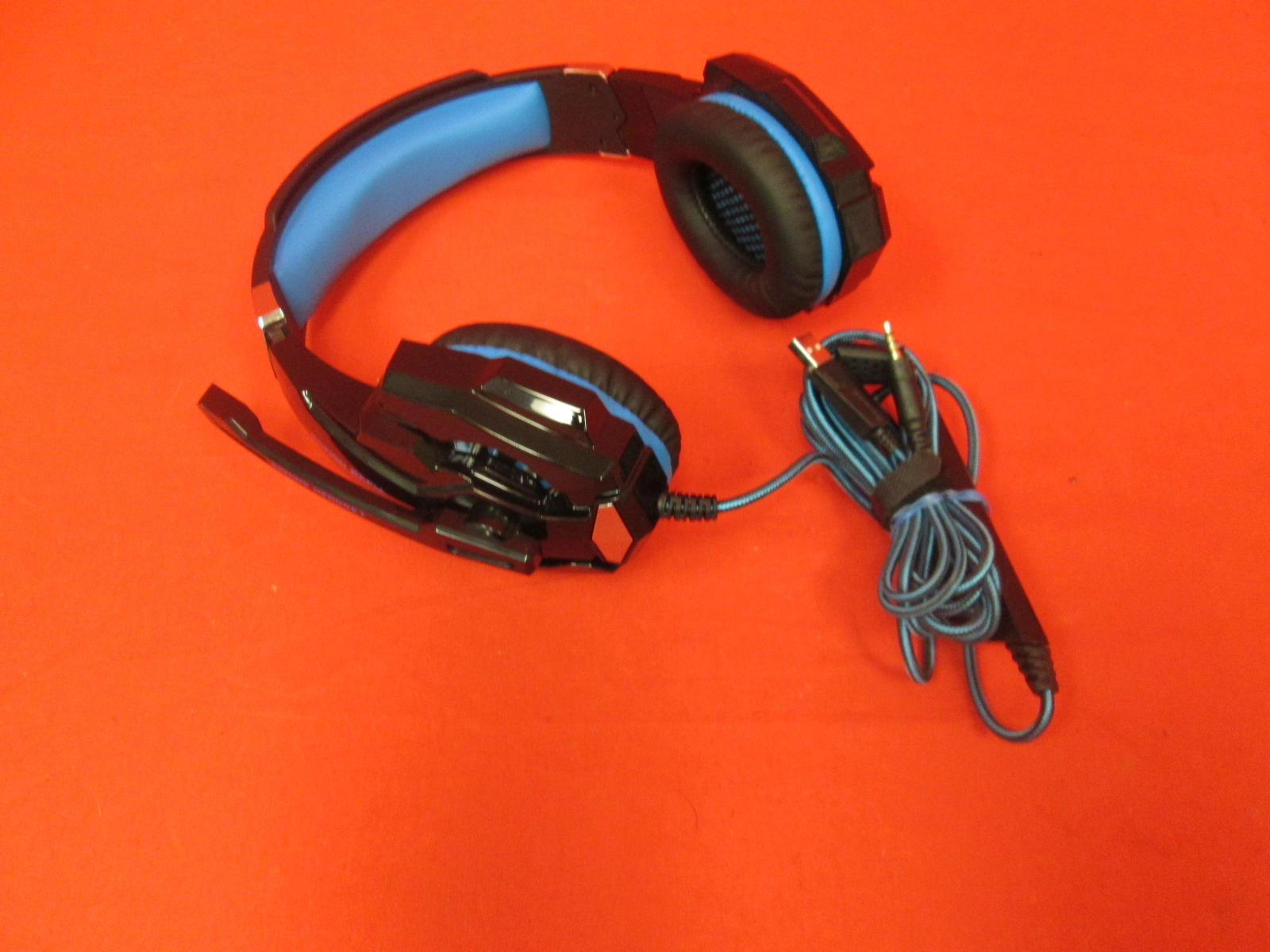 DIZA100 Kotion Each G9000 Gaming Headset 3.5MM Stereo Jack With Mic