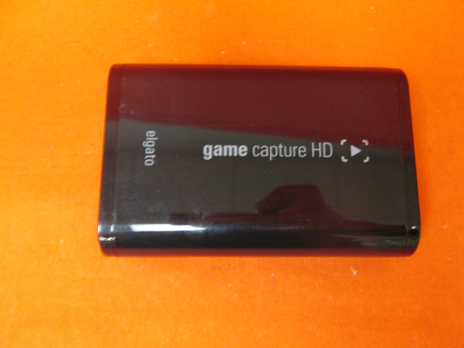 Elgato Game Capture HD 1GC108801000 Record PlayStation Xbox Gameplay