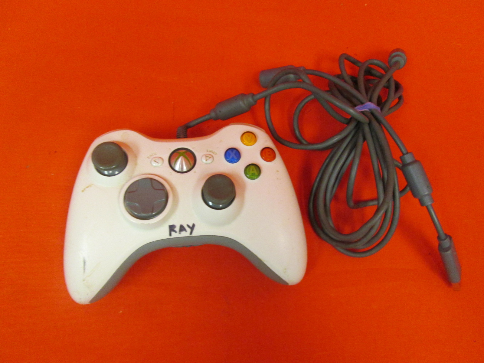 Microsoft OEM USB Wired Controller For Xbox 360