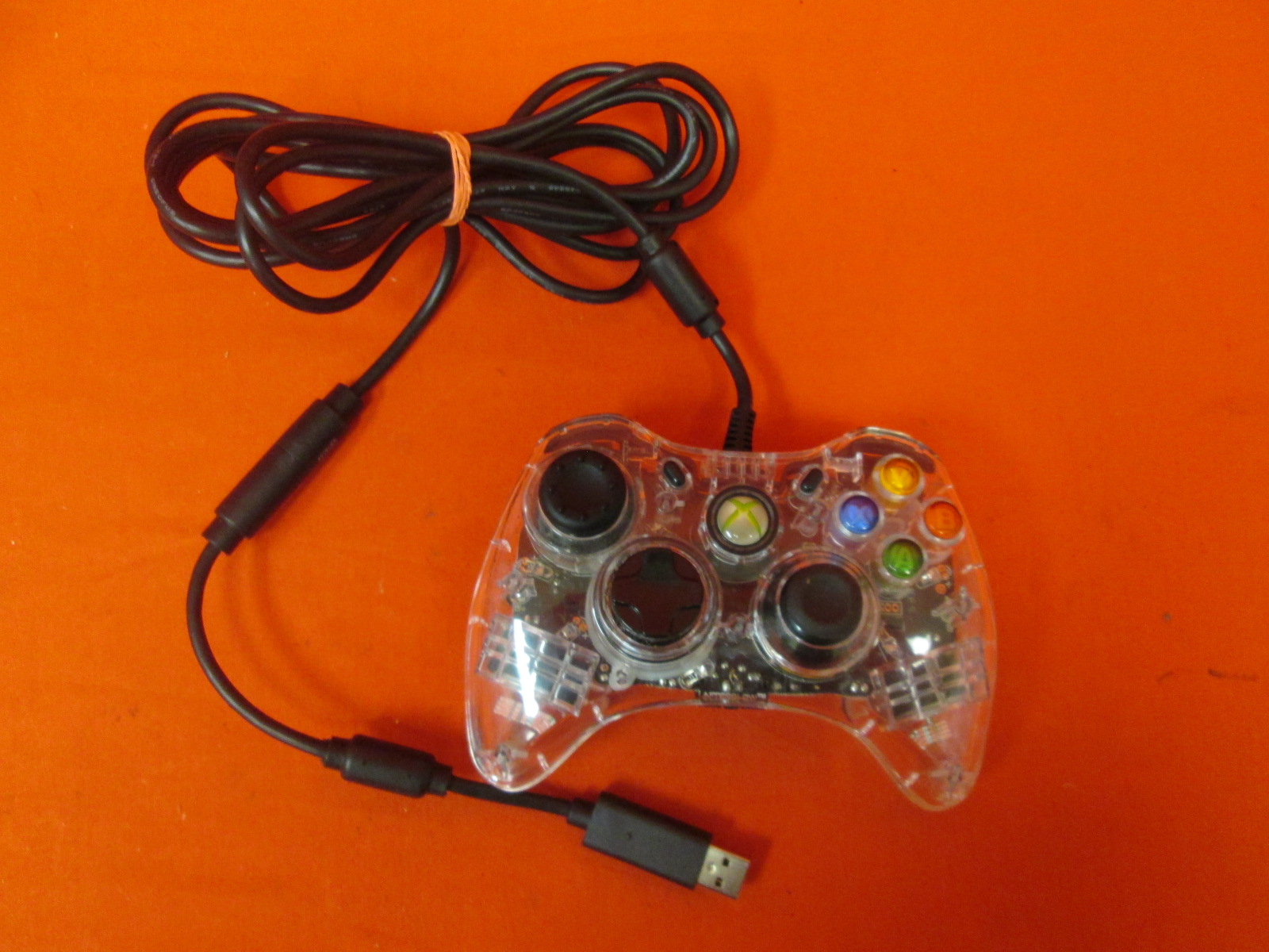 Image 0 of Afterglow Wired Controller For Xbox 360 Blue PL-3702