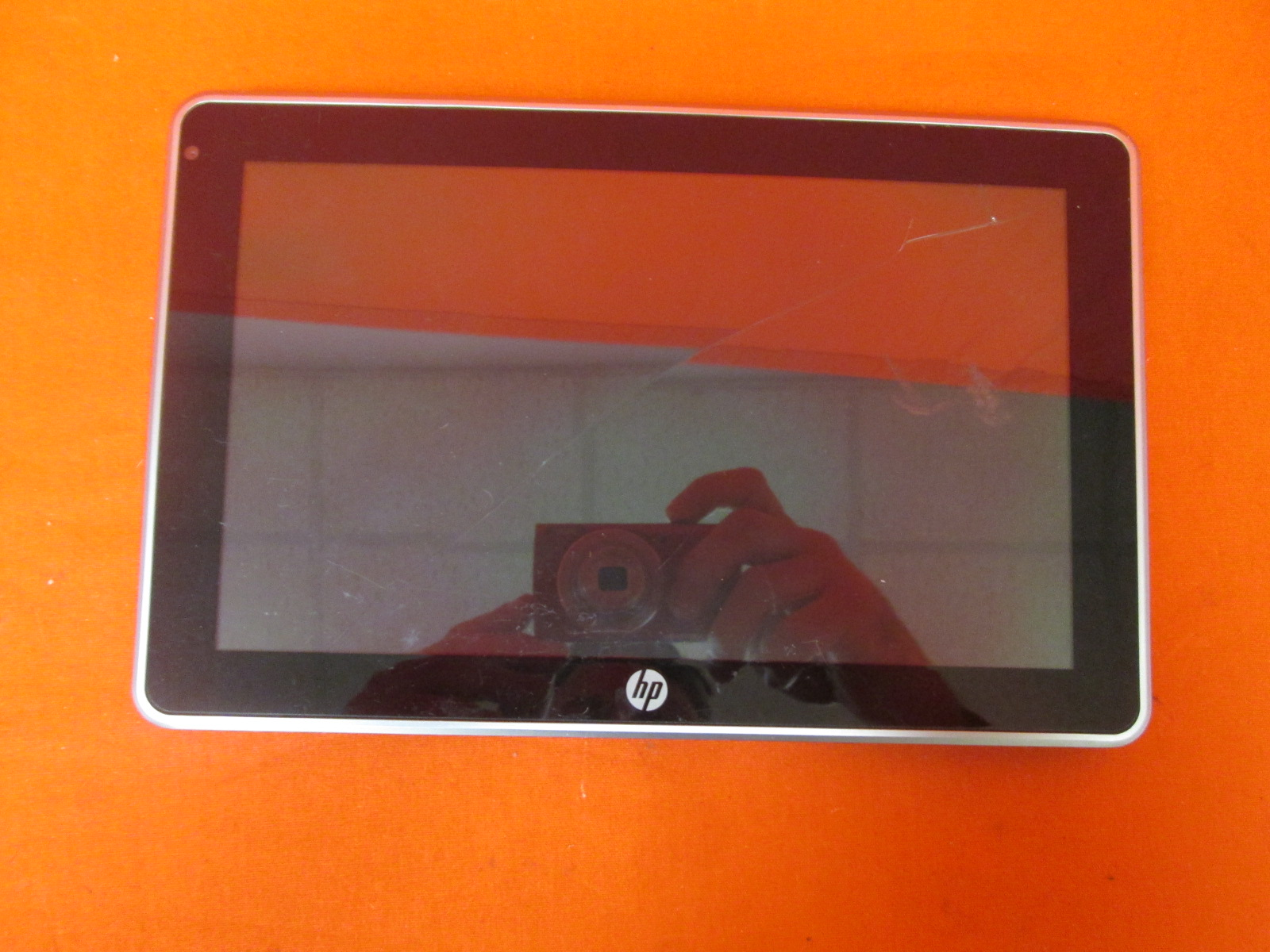 Image 1 of Broken HP Slate 500 Tablet PC Atom Z540 1.86GHZ 64GB SSD 2GB 8.9