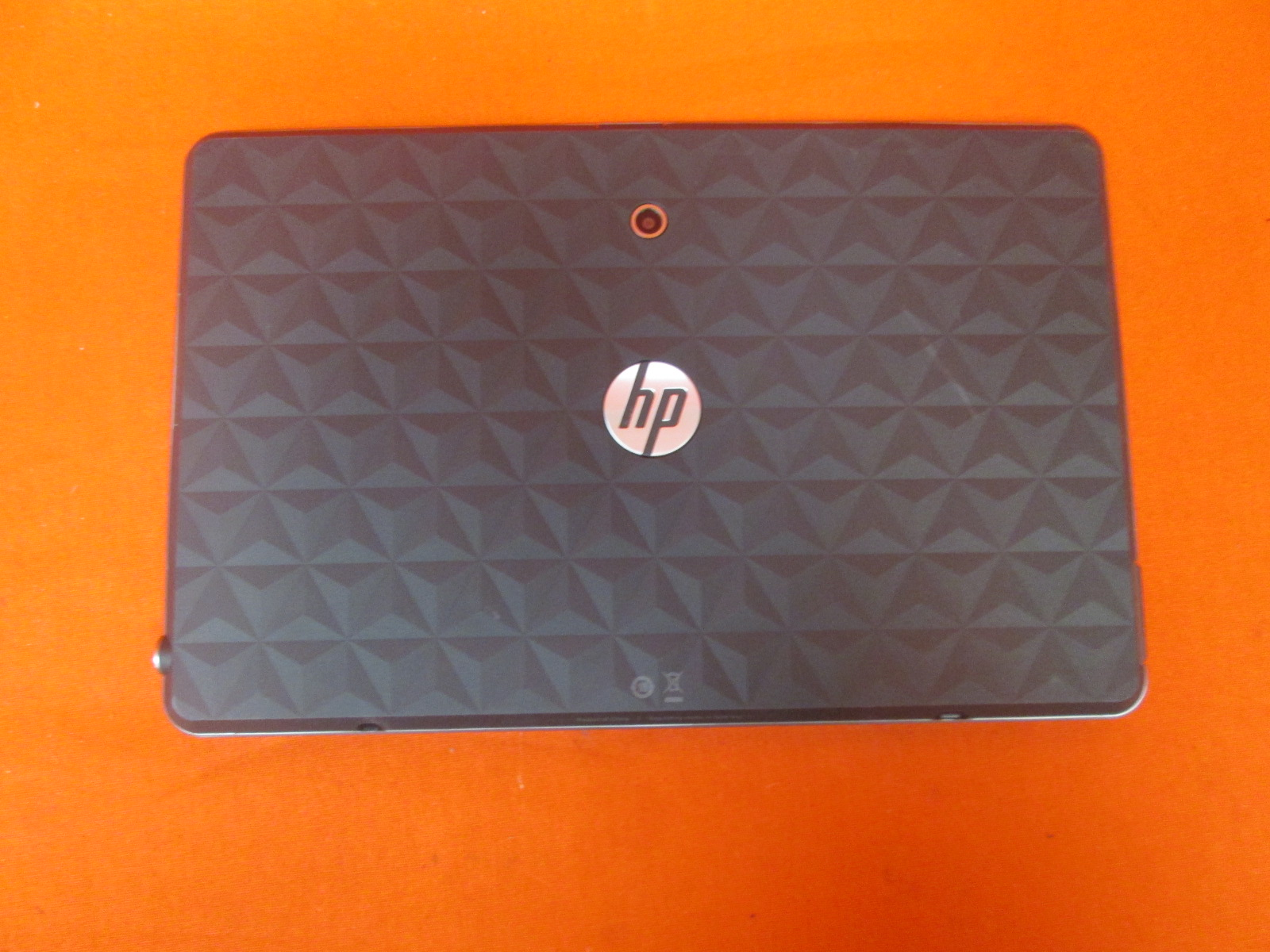 Image 2 of Broken HP Slate 500 Tablet PC Atom Z540 1.86GHZ 64GB SSD 2GB 8.9