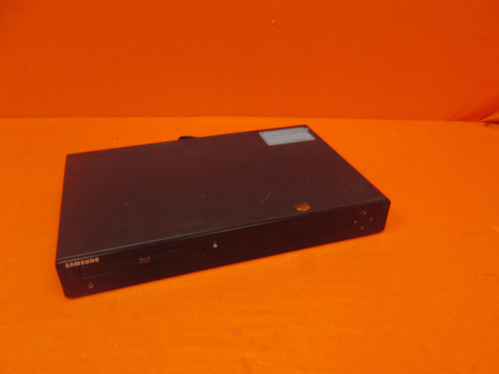 Magnavox Blu-Ray Disc Player MBP5210/F7 Incomplete