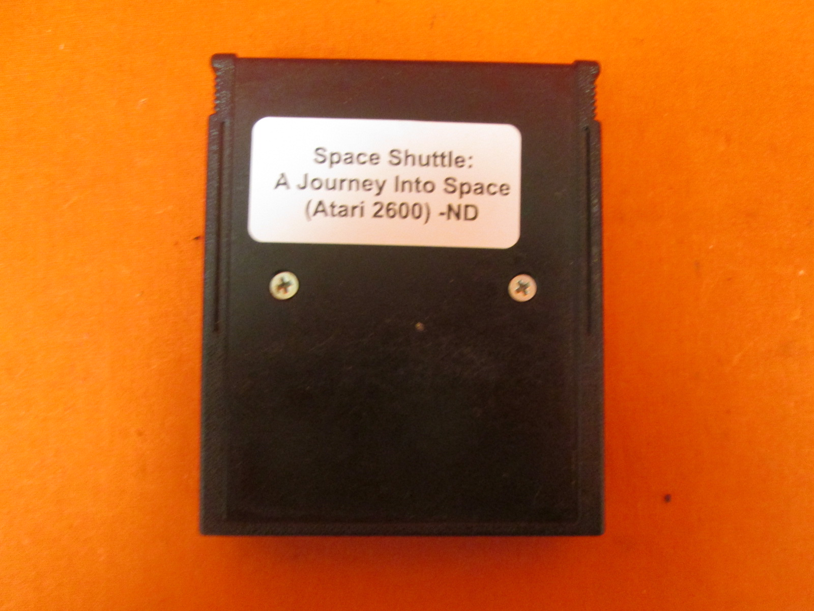 Image 1 of Space Shuttle For Atari 2600