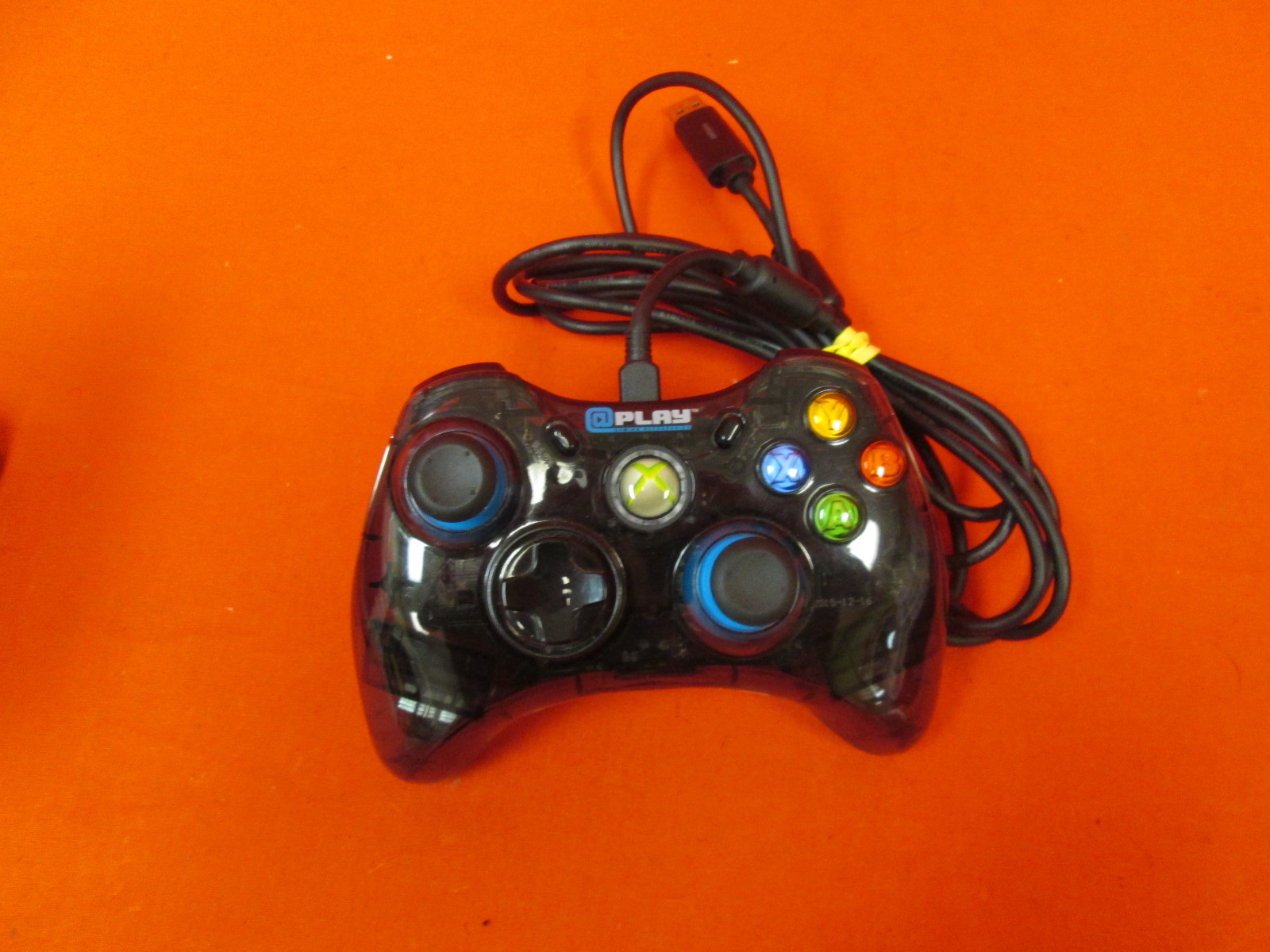 At Play Xbox 360 Wired Controller 037-027