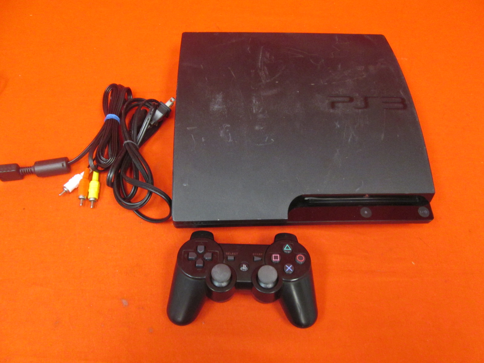 PlayStation 3 160GB CECH-3001A Video Game Console With Controller