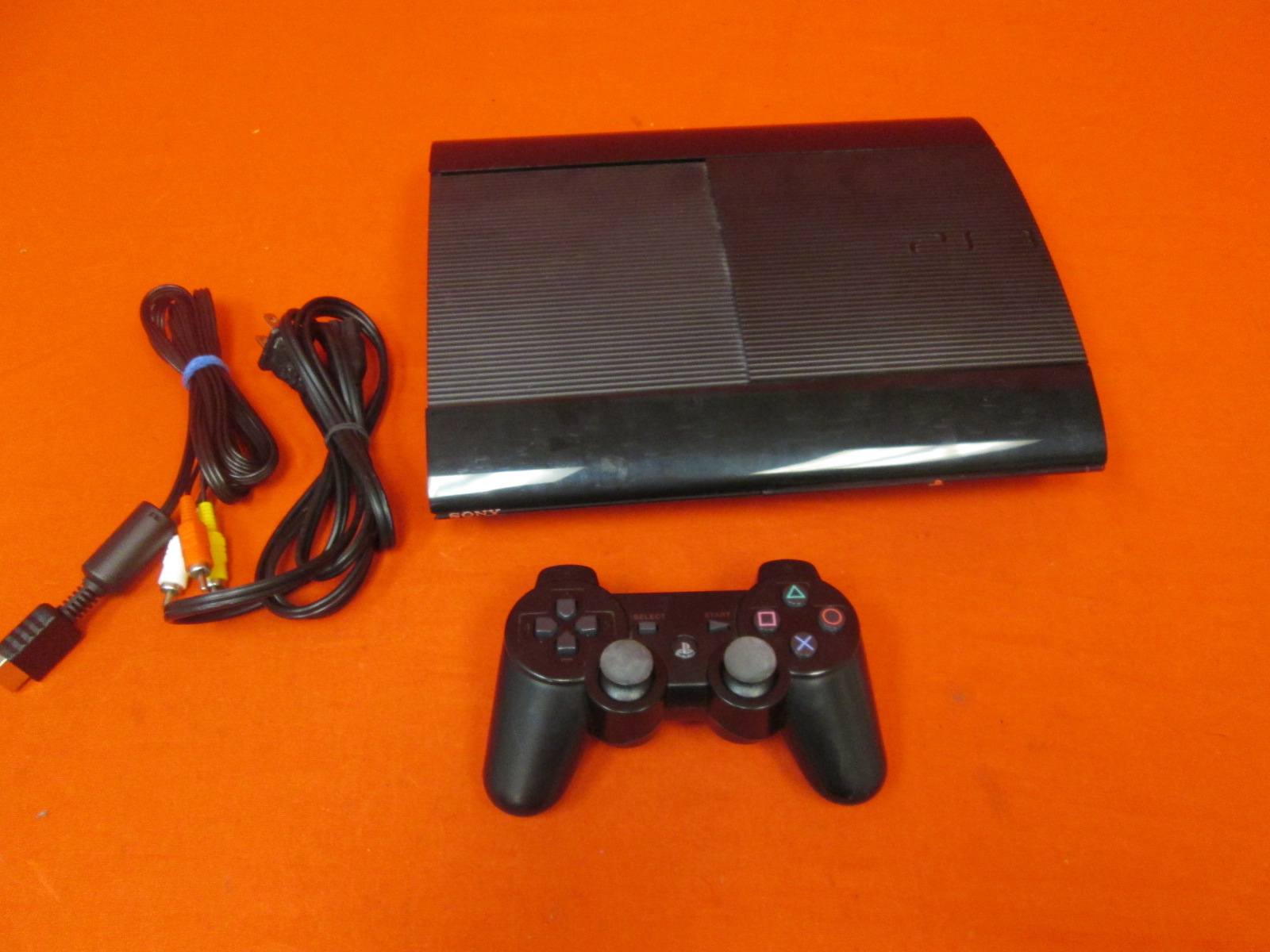 Image 0 of Sony PlayStation 3 250GB Video Game Console Black