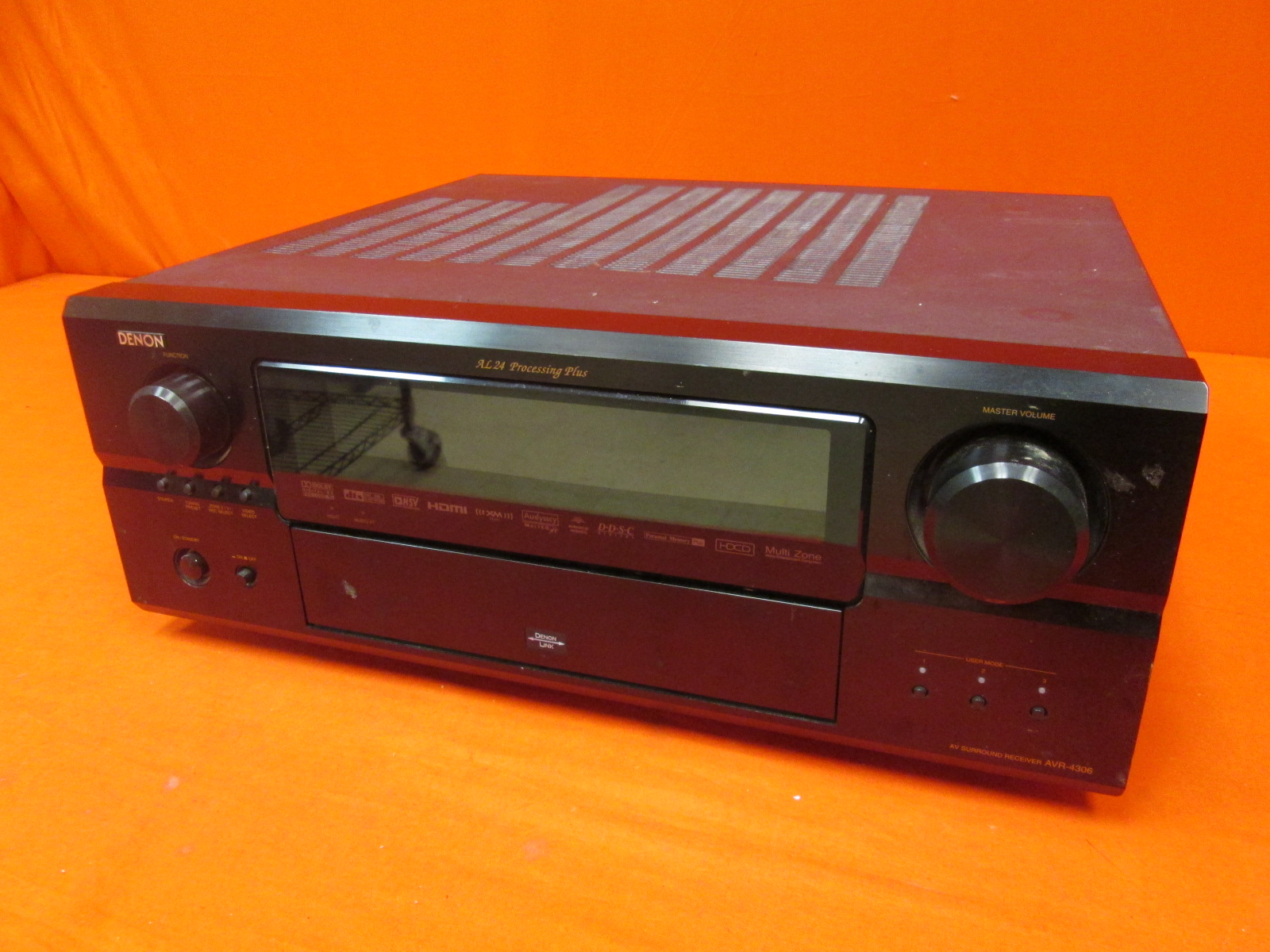 Image 0 of Denon AVR-4306 7.1 Channel 910 Watts Home Theater Receiver