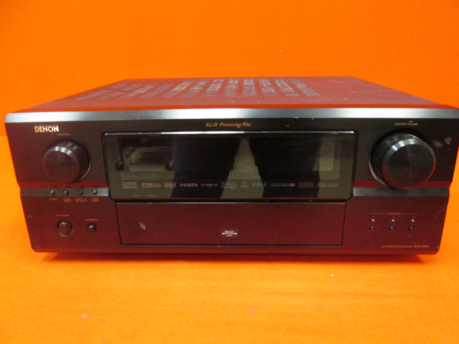 Image 1 of Denon AVR-4306 7.1 Channel 910 Watts Home Theater Receiver