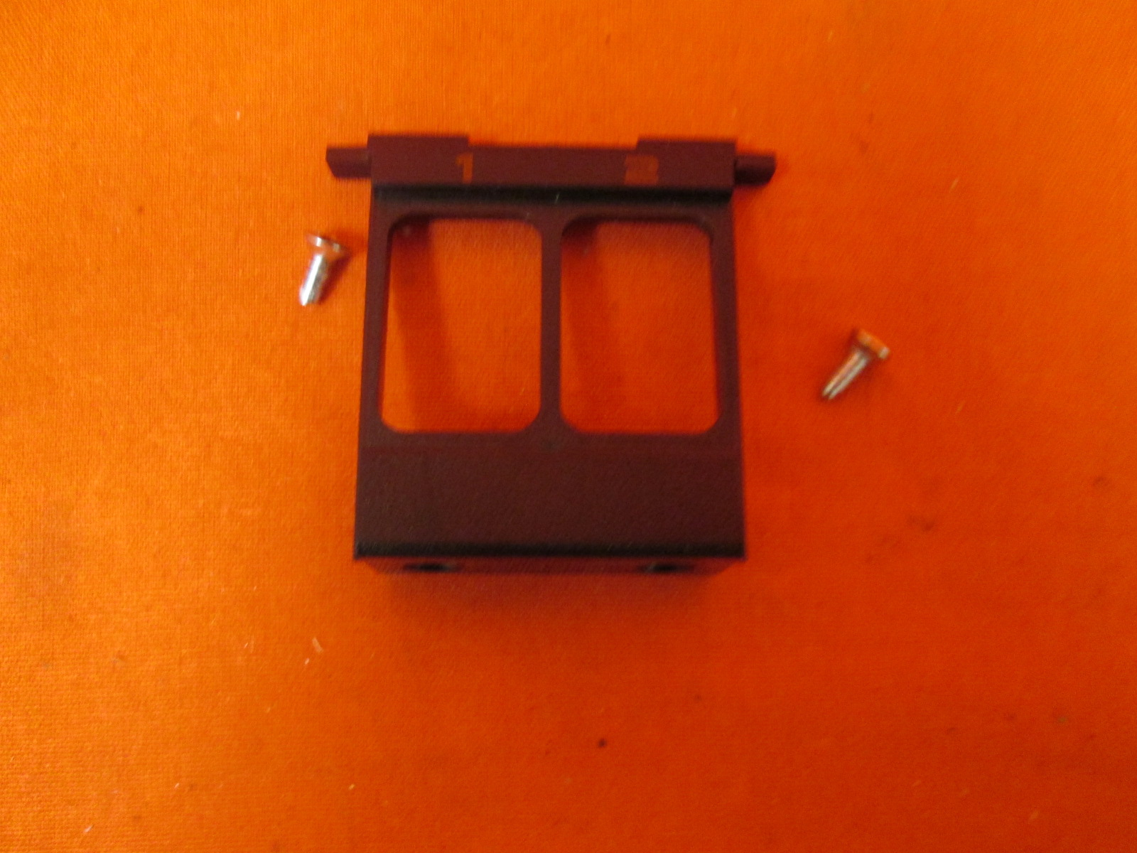 Nintendo OEM Replacement Controller Port Bezel With Screws For NES