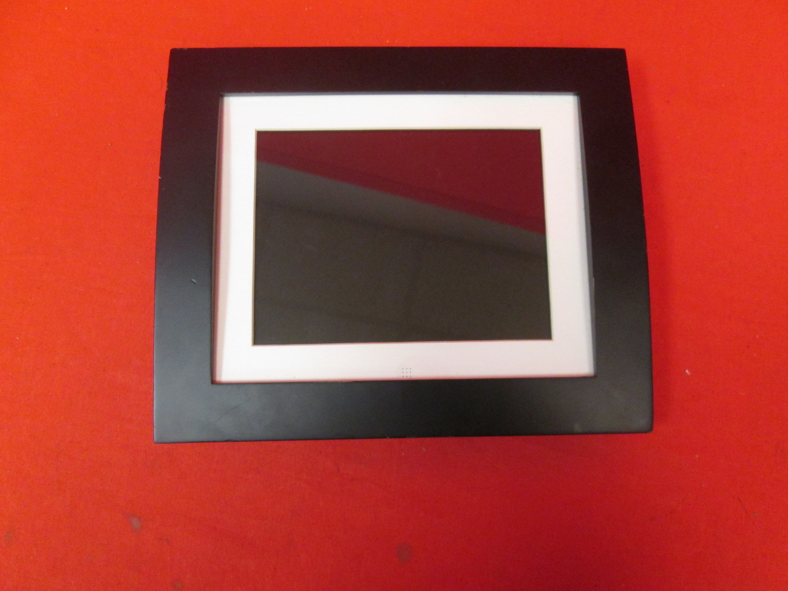 Gigaware 8 Inch Digital Photo Frame Incomplete