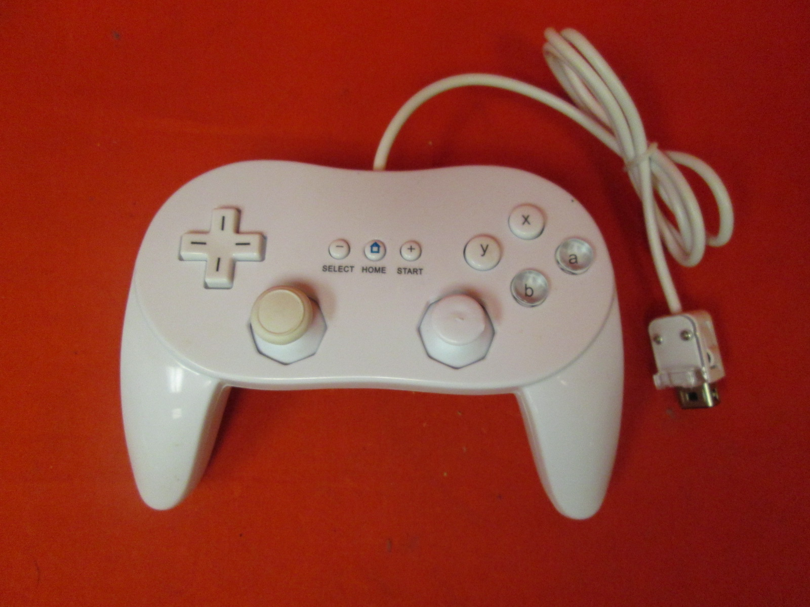 Generic Wired Pro Controller For Nintendo Wii Wii U