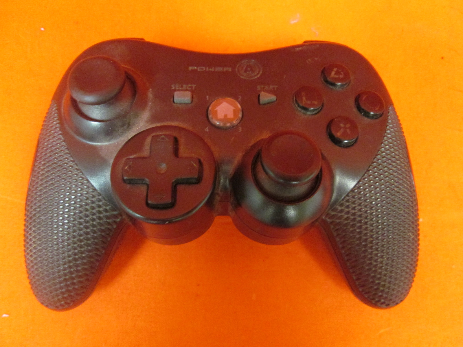 Image 0 of Power-A PS3 Pro Wireless Controller 220038 Gamepad With Dual Analog