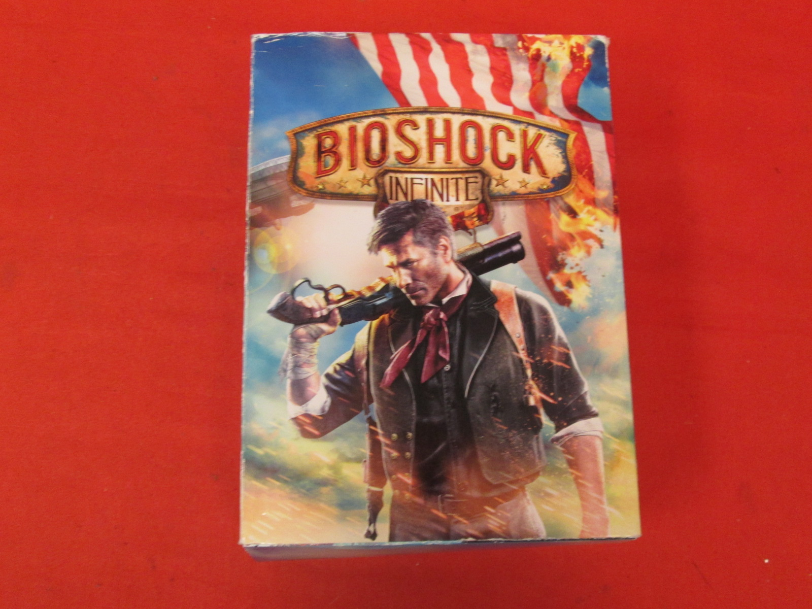 Bioshock Infinite: Premium Edition For Xbox 360 Incomplete