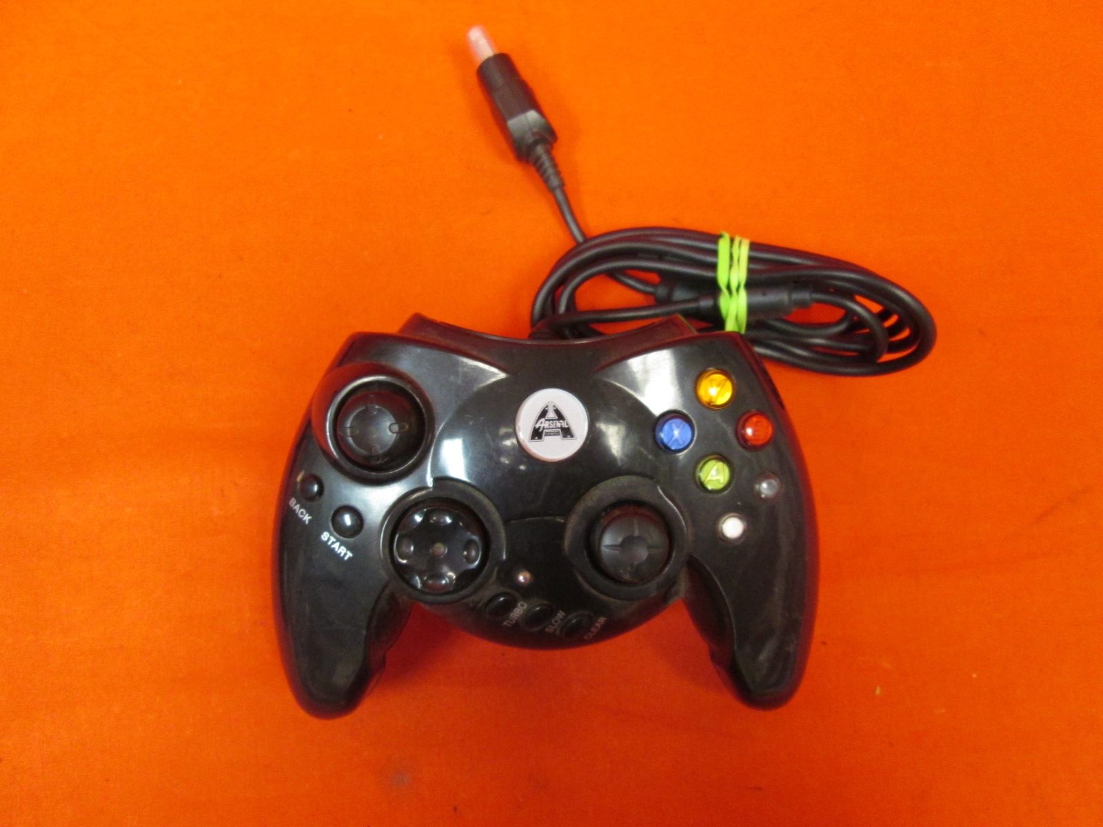 Arsenal Gaming Wired Controller For Xbox Original