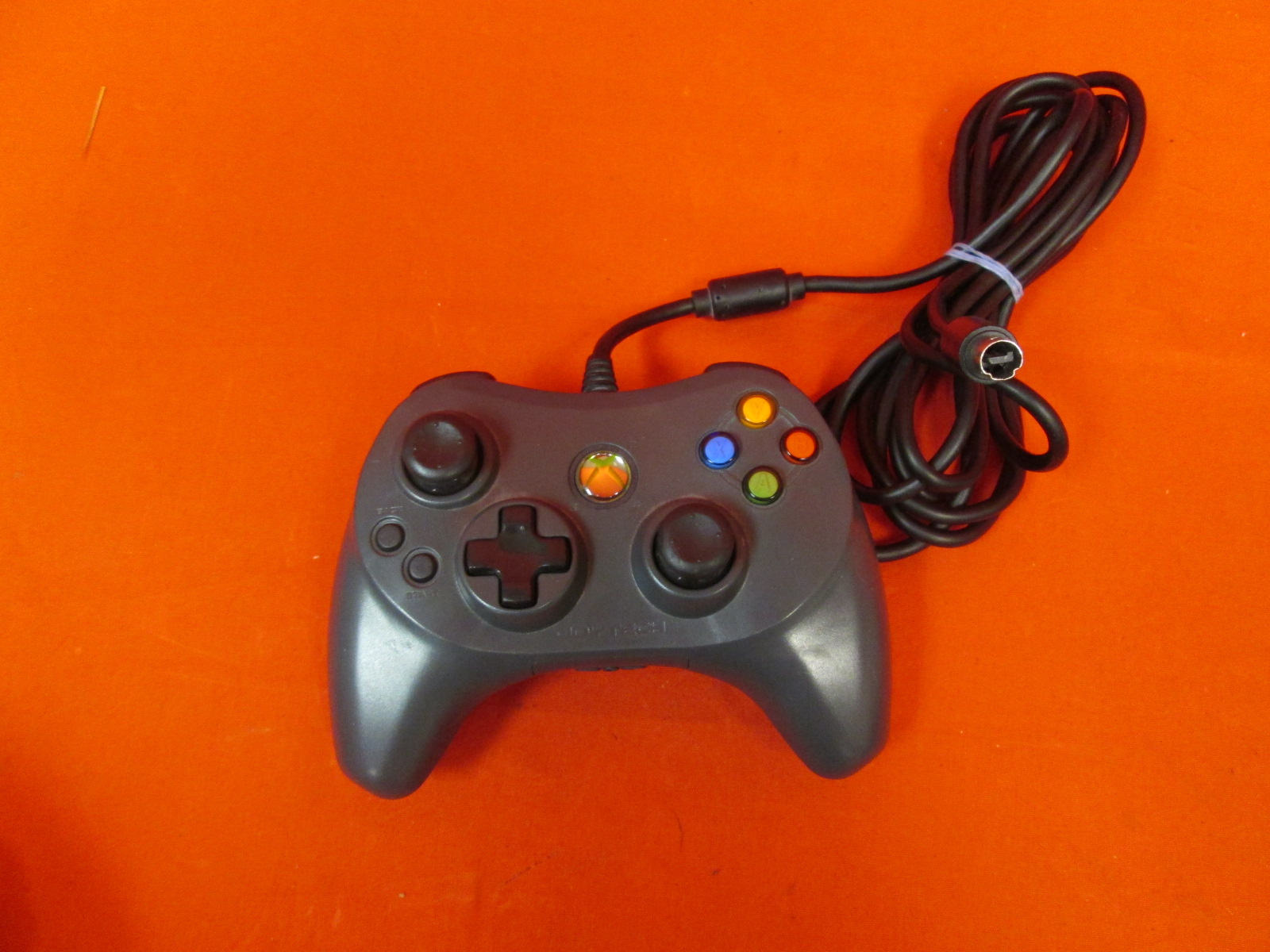 JS110M Neo SE Advanced Wired Black Video Game Controller For Xbox 360
