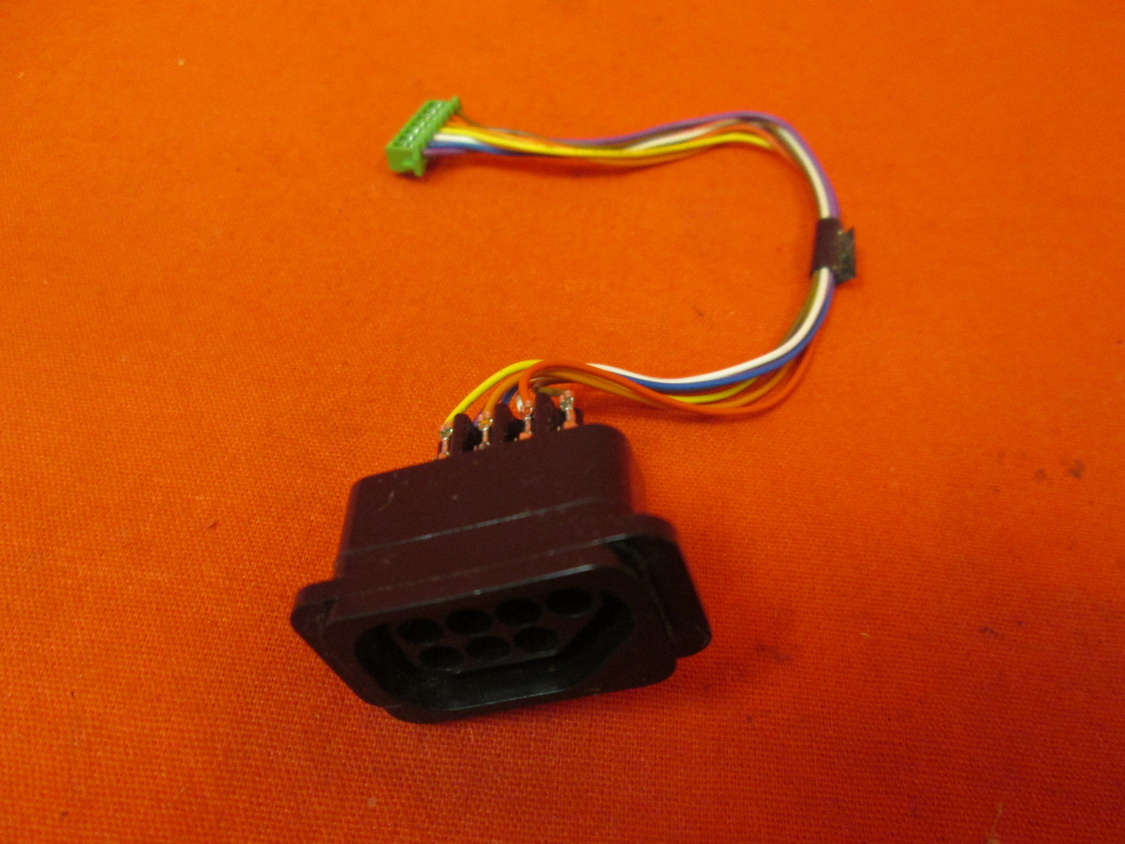 Replacement Nintendo OEM Controller Port With Wire Harness For