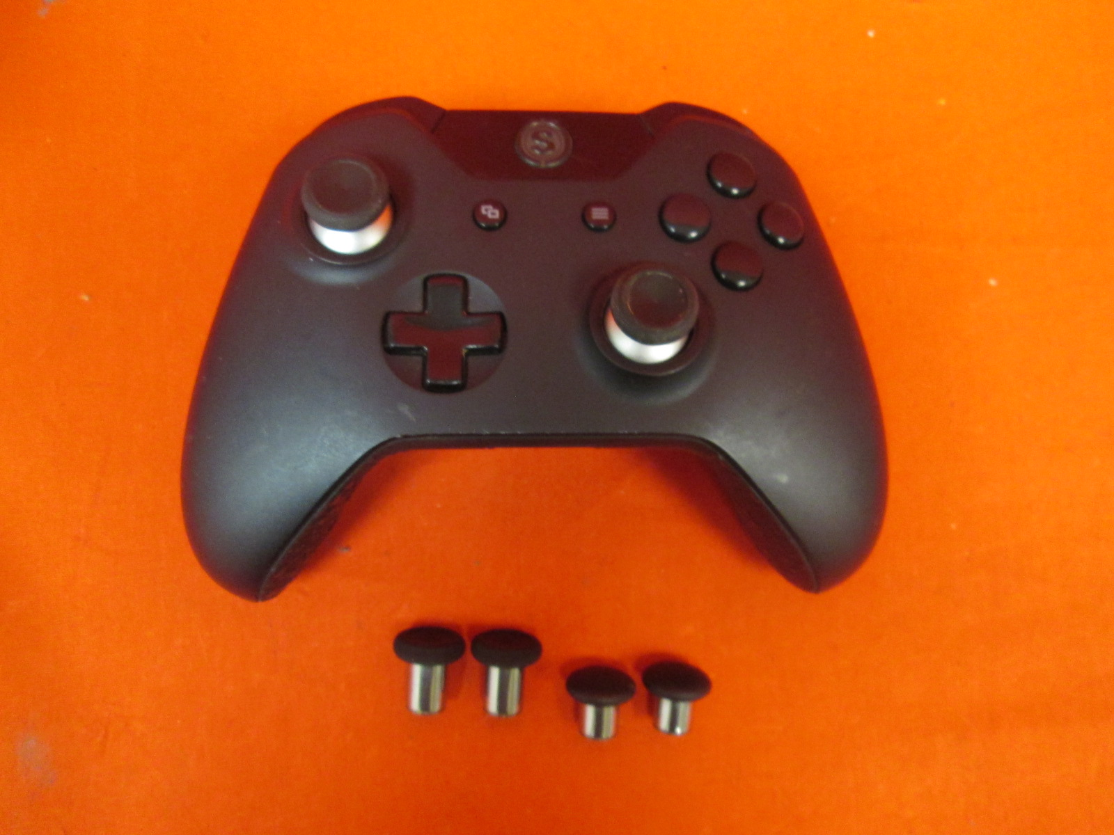 SCUF One Elite Modded Wireless Controller Black For Xbox One