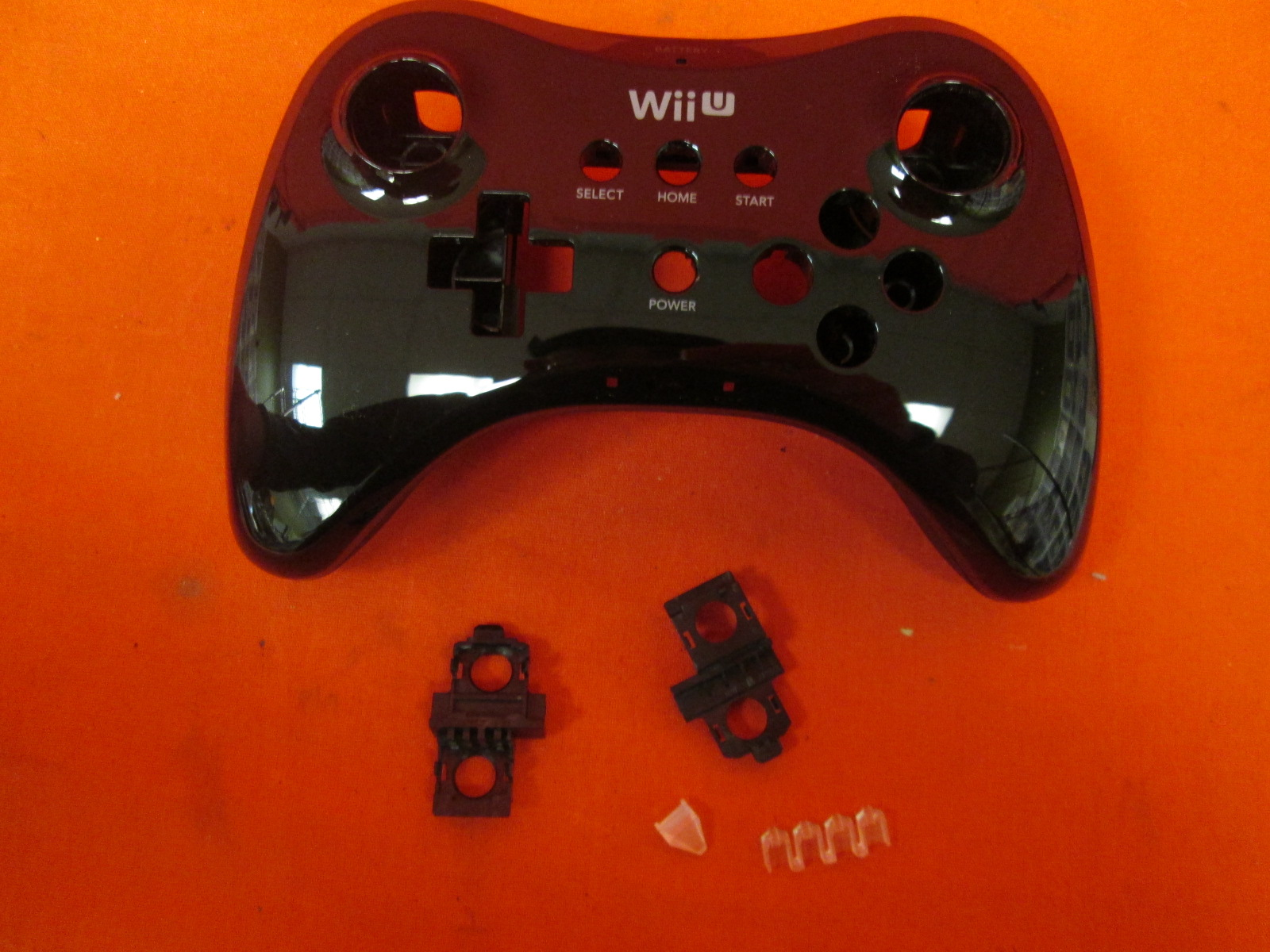Replacement Nintendo OEM Housing For Wii U Pro Controller