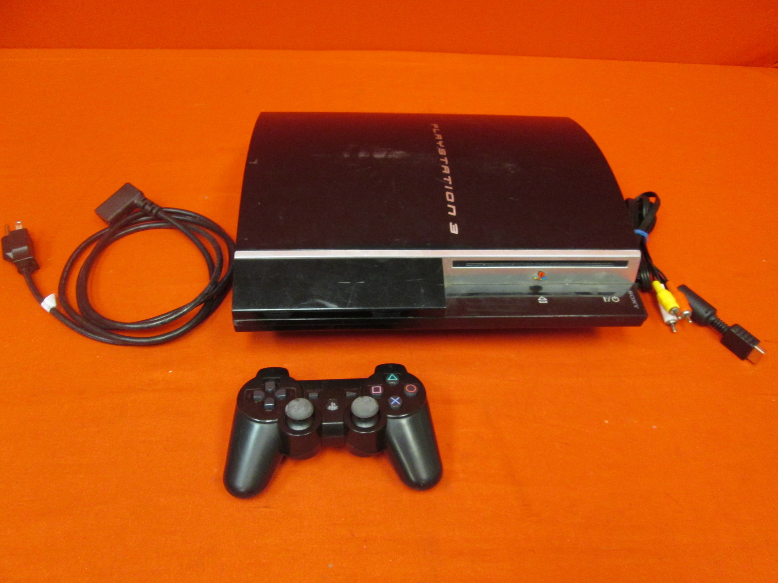 Image 0 of Sony PlayStation 3 PS3 CECHK02 80GB Video Game Console