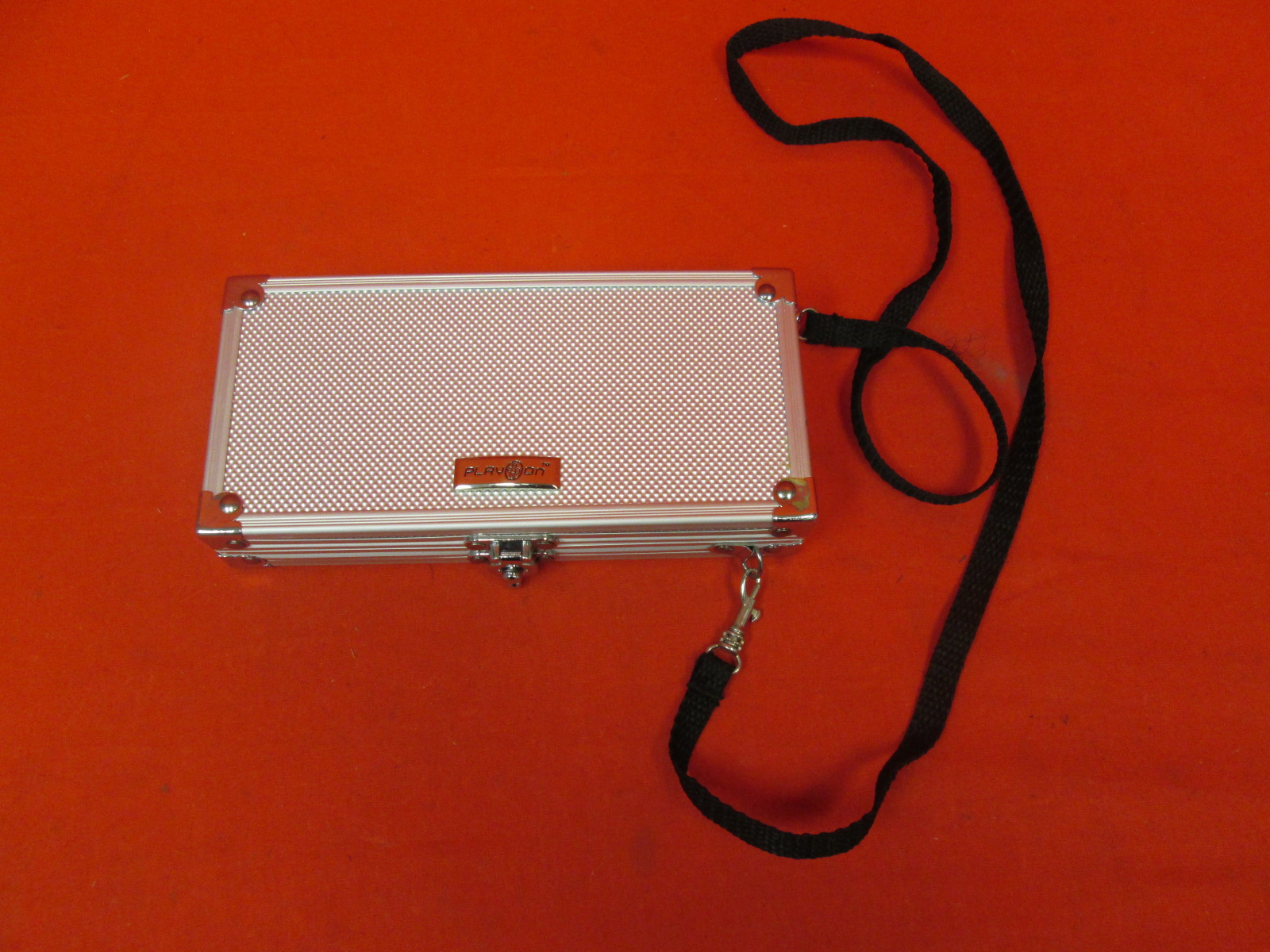 Image 0 of Play On Metal Travel Case For Nintendo DS DSi 3DS Ps Vita PSP