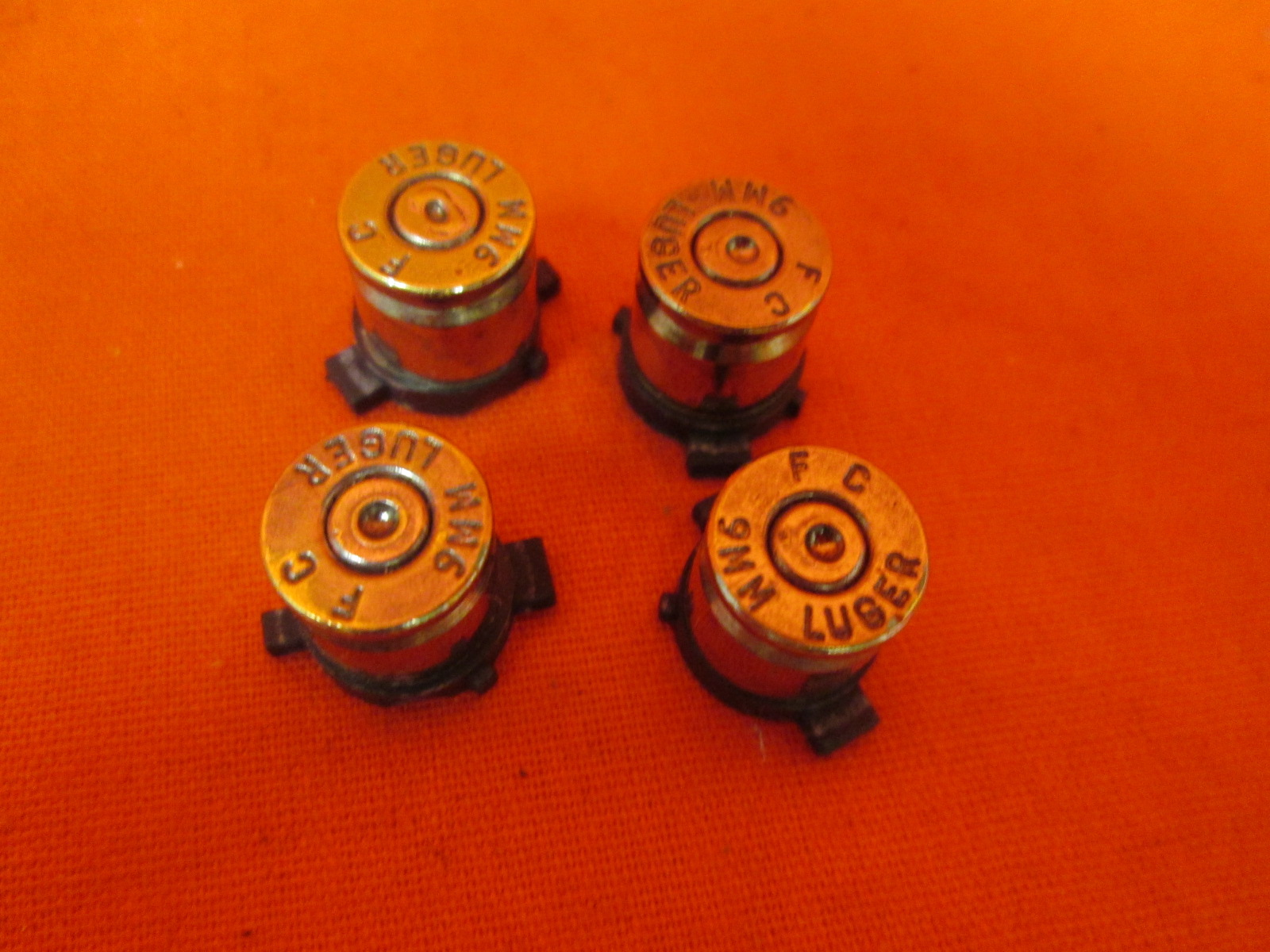 Image 0 of Replacement Custom Bullet Buttons For PlayStation 3 Controller