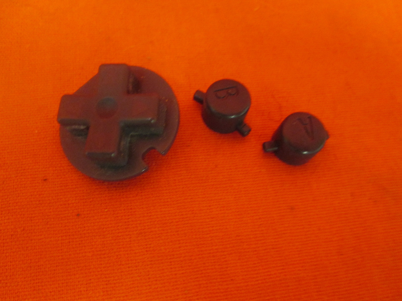 Image 0 of Replacement Nintendo OEM Button Set For On Gameboy Color