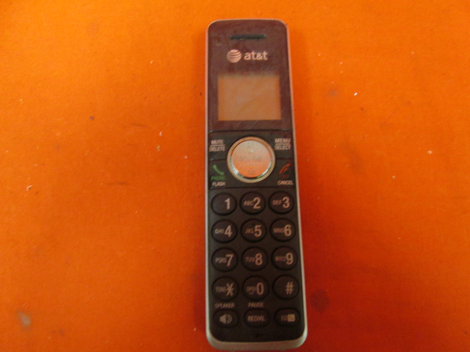 Replacement AT&T CL83451 Cordless Handset Incomplete