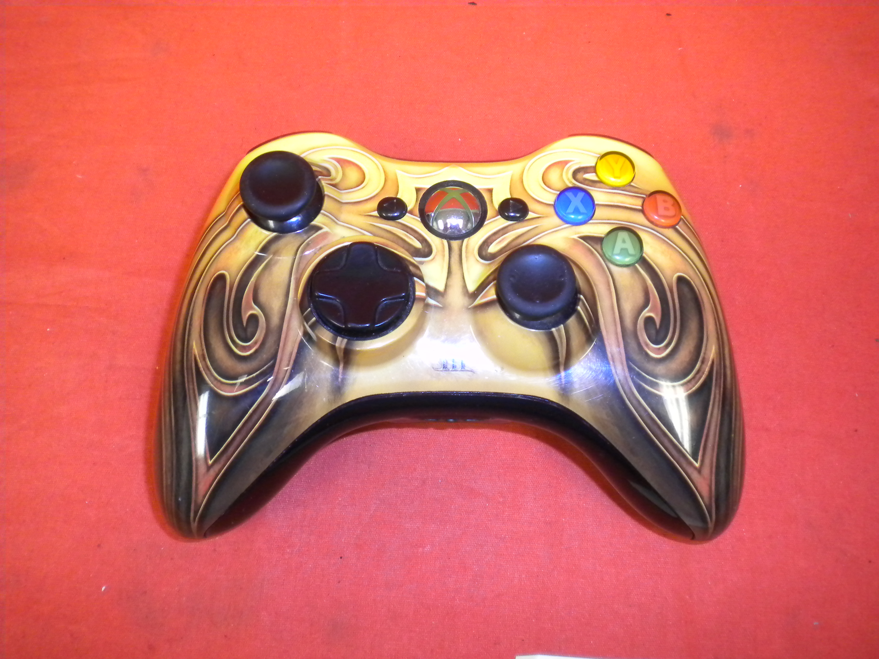 Branded Fable 3 Controller Wireless For Xbox 360