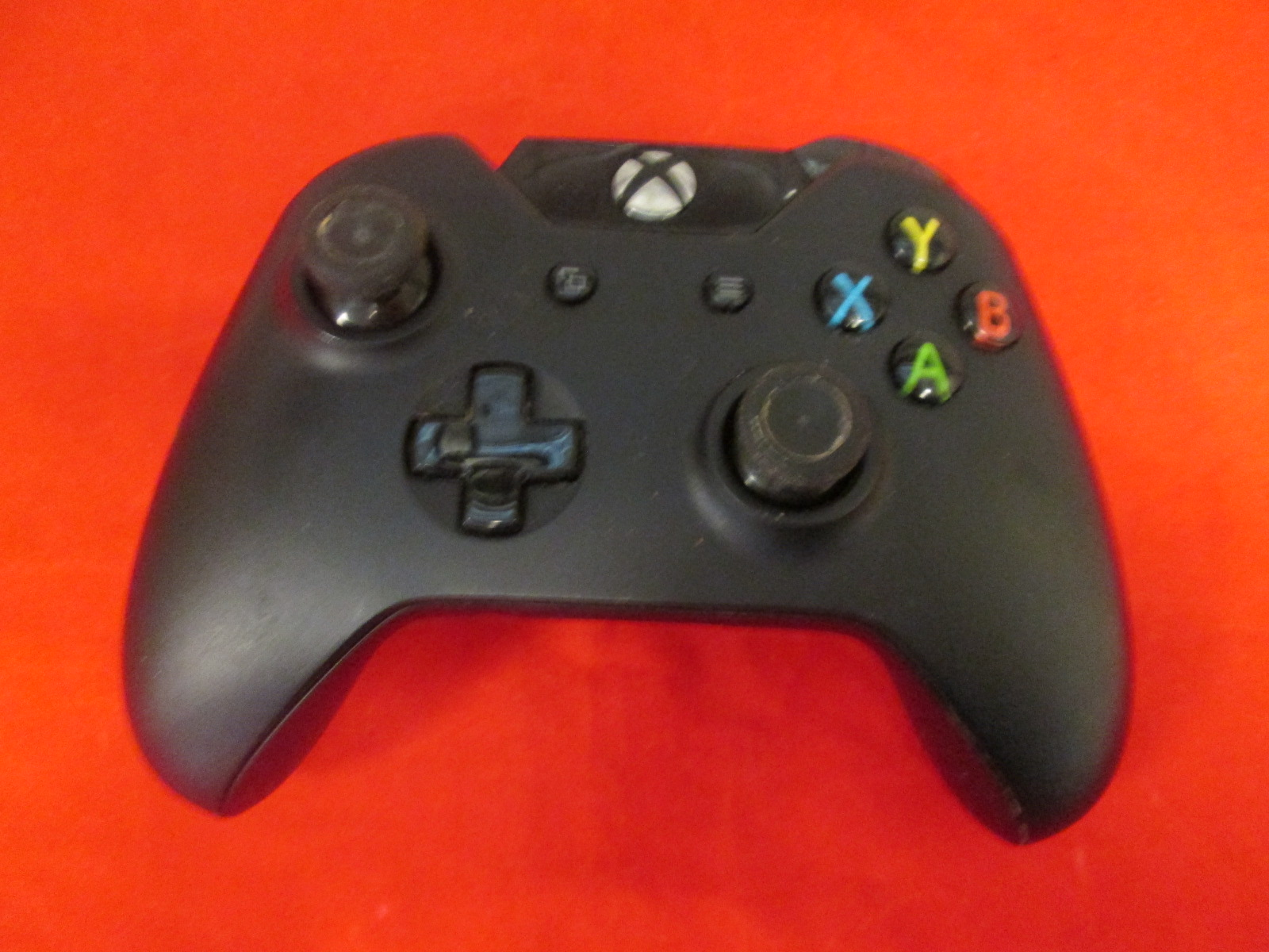 Lot Of 10 Xbox Wireless Controllers Black Without Headphone Jack For